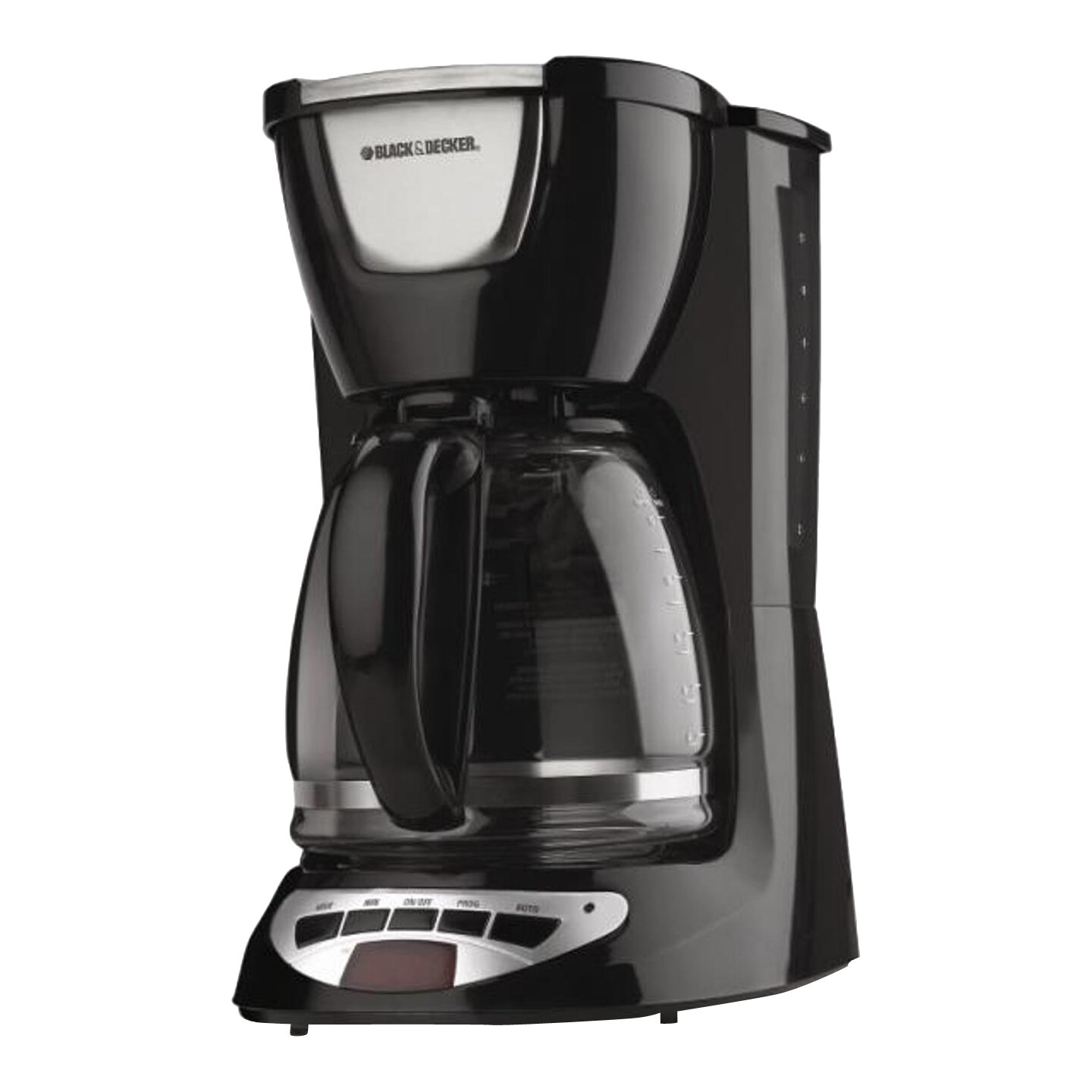 Black and decker 12 cup programmable - Black Amp Decker 12 Cup Programmable Coffee Maker