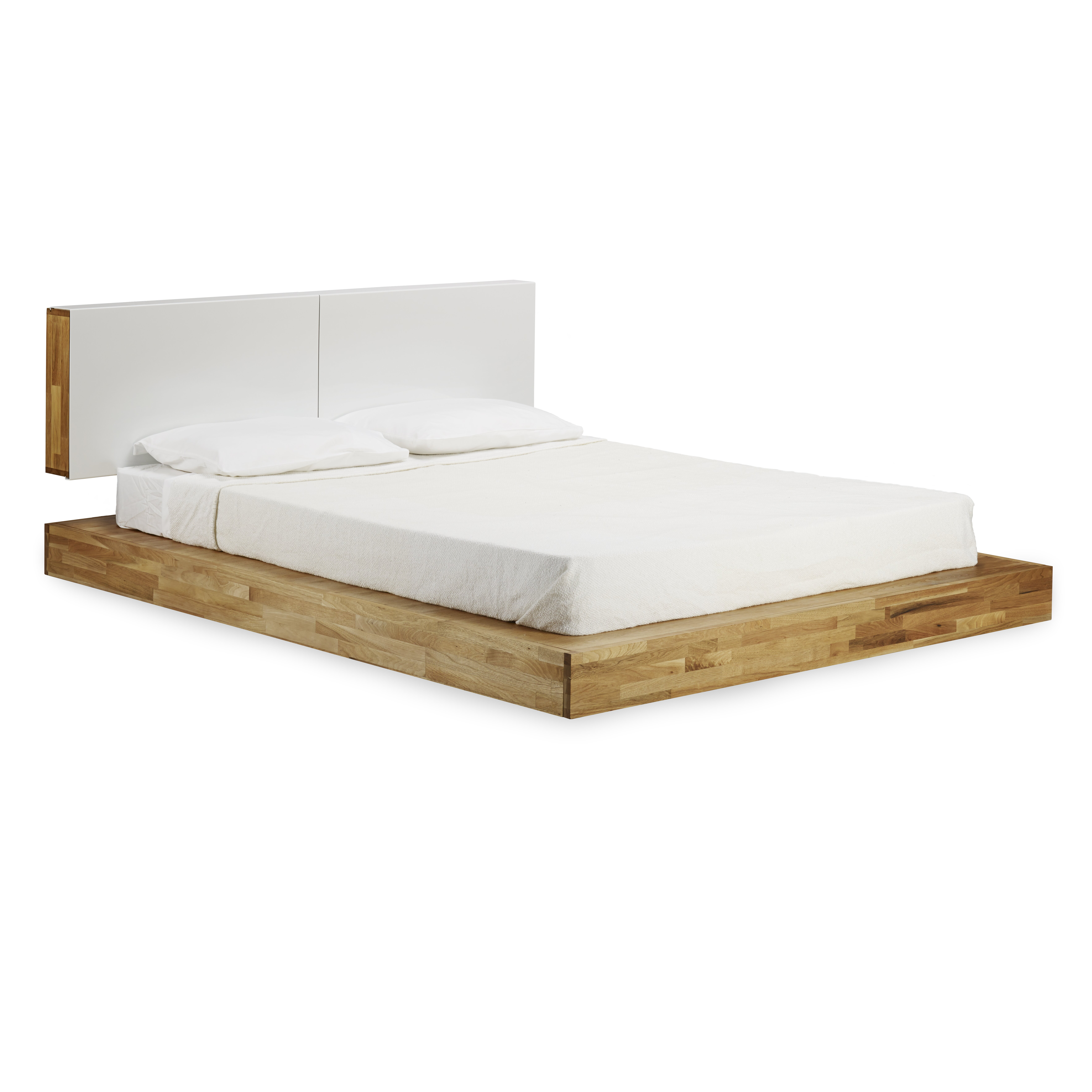 Mash studios lax series platform bed reviews wayfair - Bed frames without headboards ...