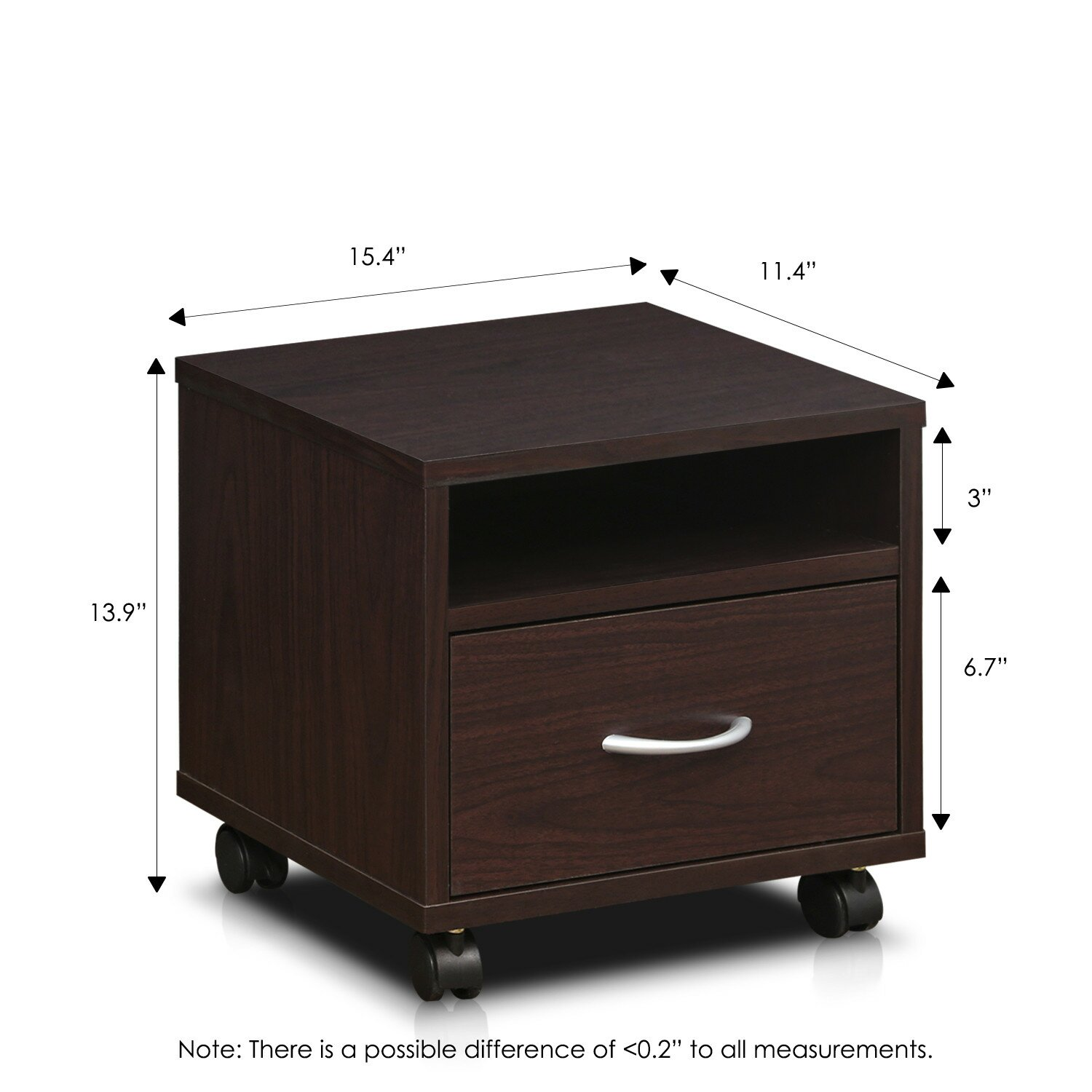 6 Drawer Lateral File Cabinet Furinno 1 Drawer Lateral File Reviews Wayfair