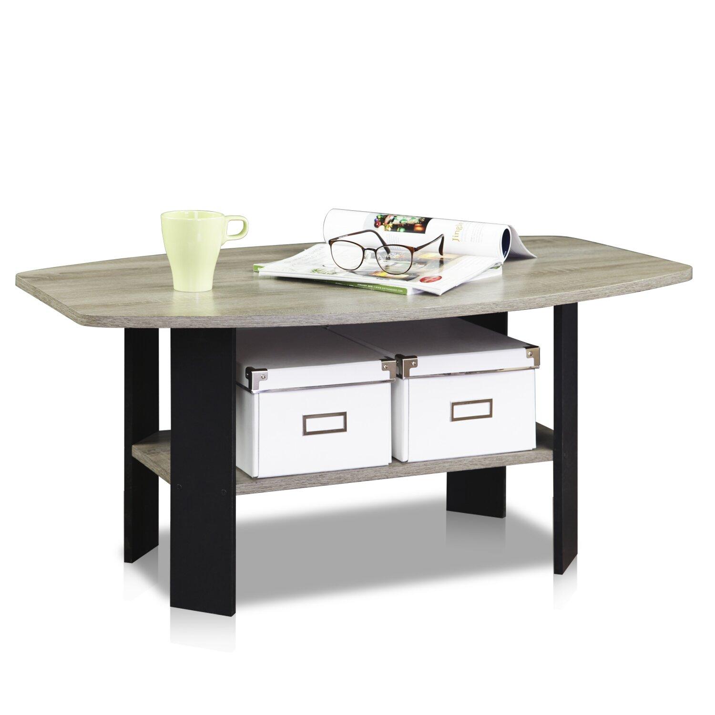 Furinno Simple Coffee Table Reviews Wayfair - Coffee Table Simple CoffeTable