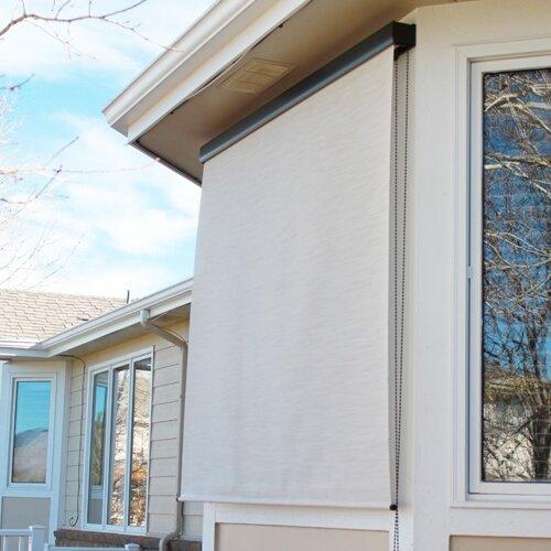 Keystone Fabrics Premium Cord Controlled Outdoor Solar Shade Reviews