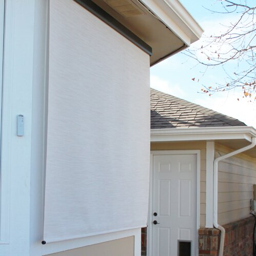 Keystone Fabrics Gloria Motorized Premium Outdoor Solar