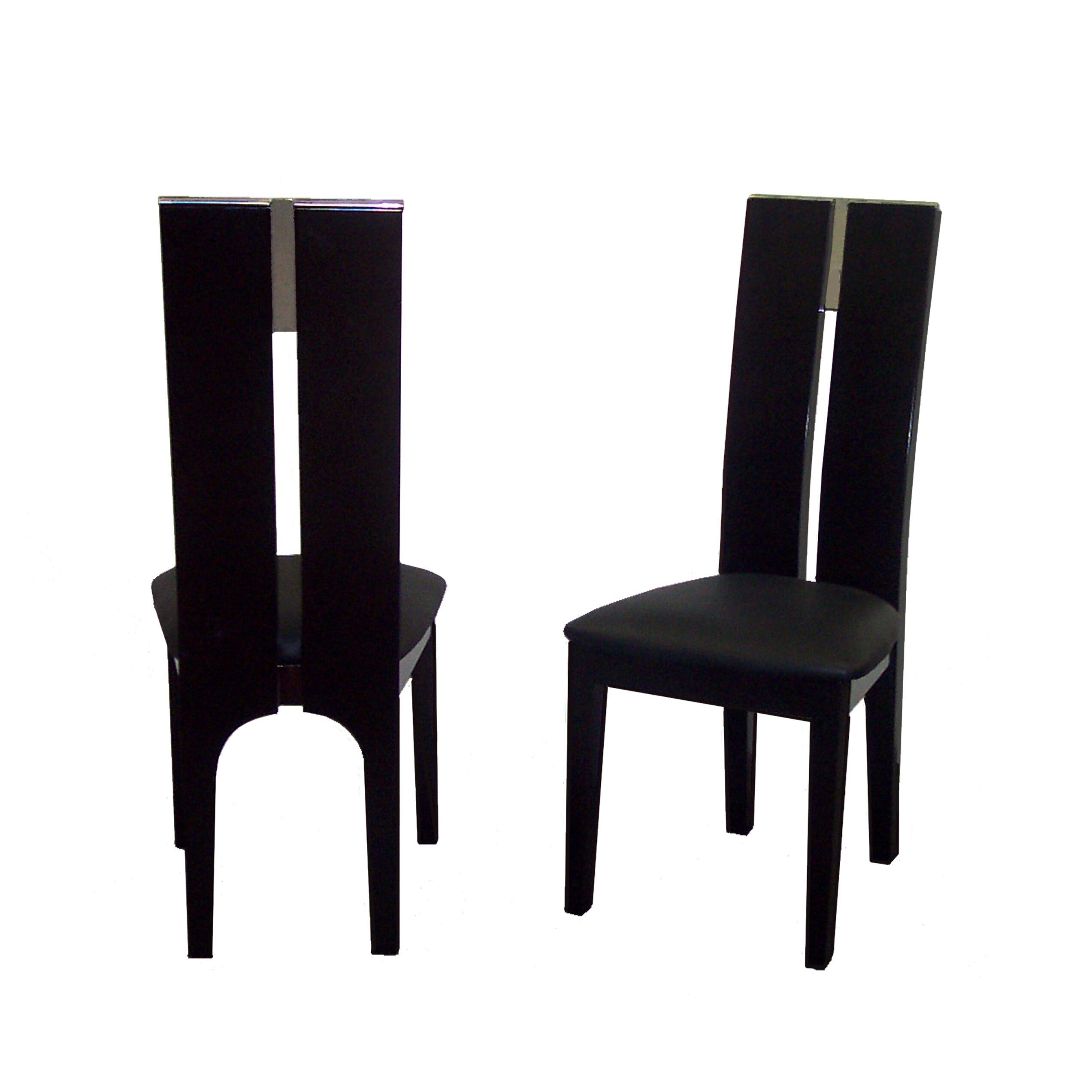 sharelle dining table -  sharelle furnishings avanti side chair