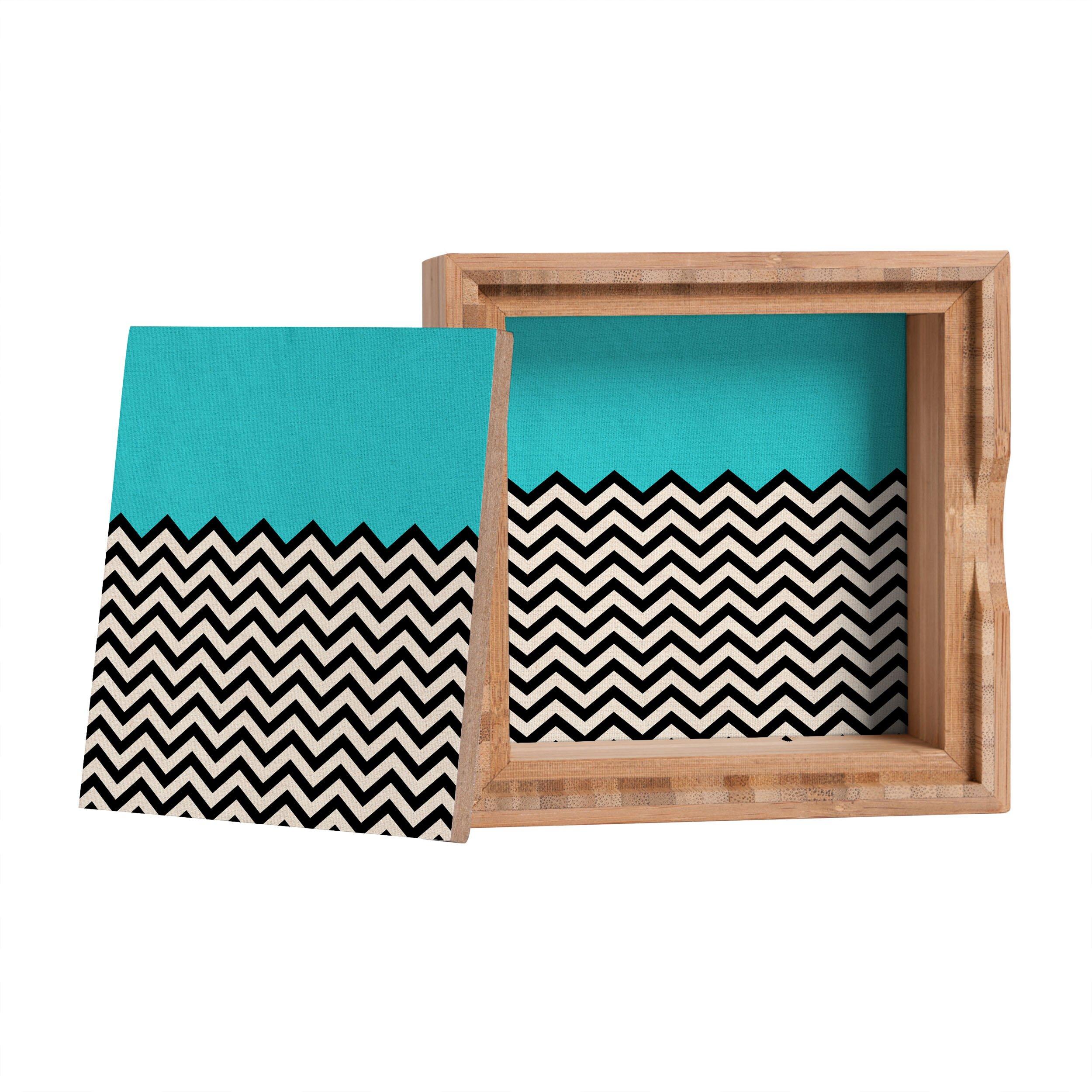 Deny designs bianca green follow the sky storage box amp reviews