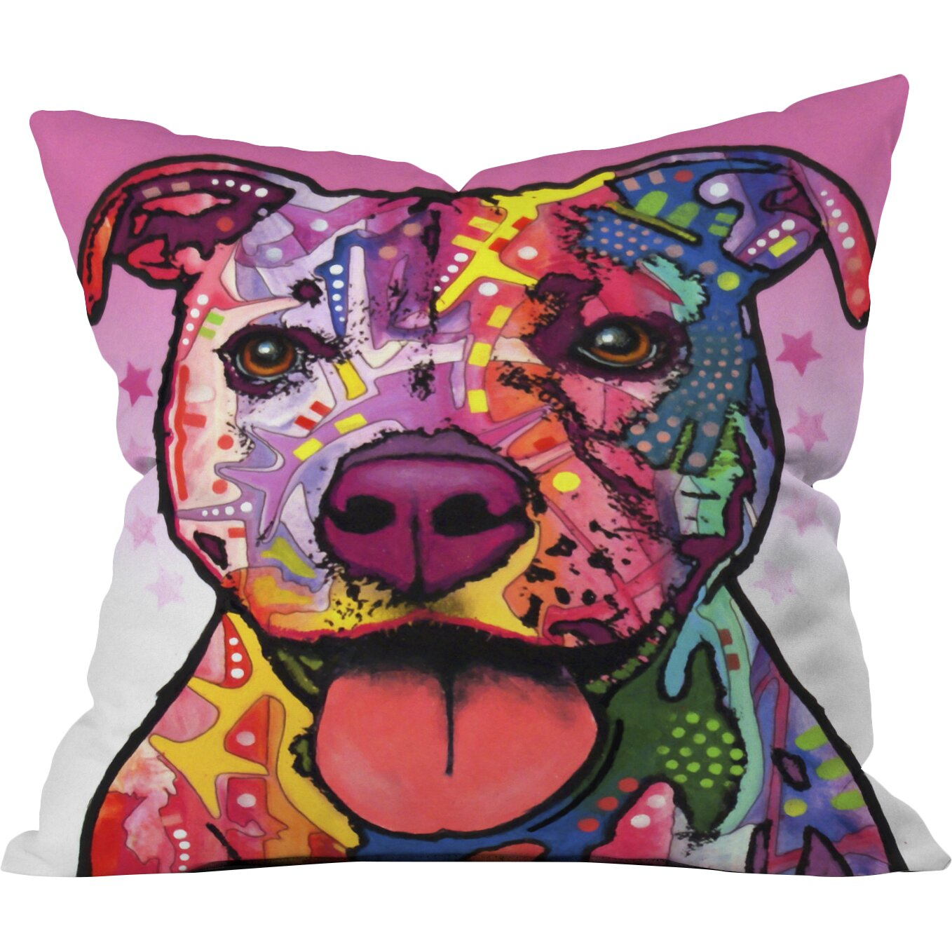 Deny Designs Dean Russo Cherish The Pitbull Duvet Cover Collection ...