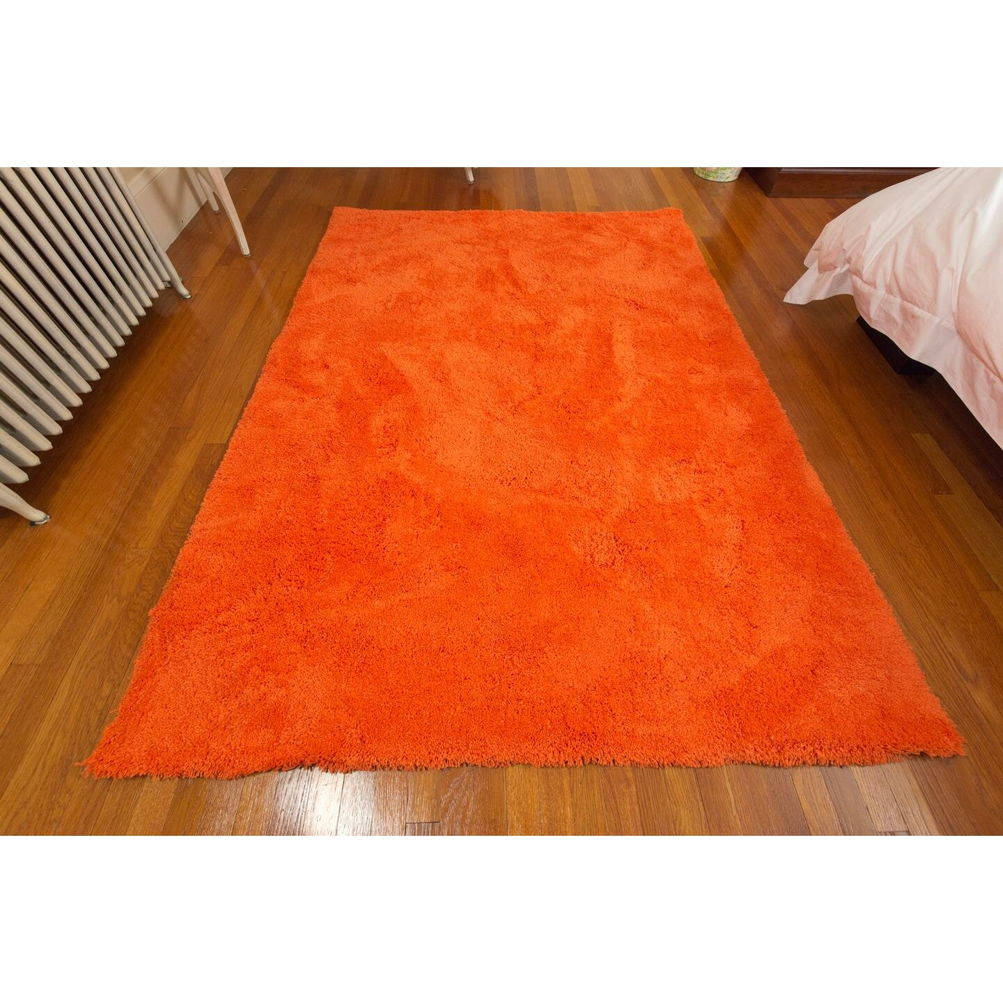 Fadfay Super Soft Modern Shaggy Area Rugs Turquoise Rug: Super Soft Area Rugs