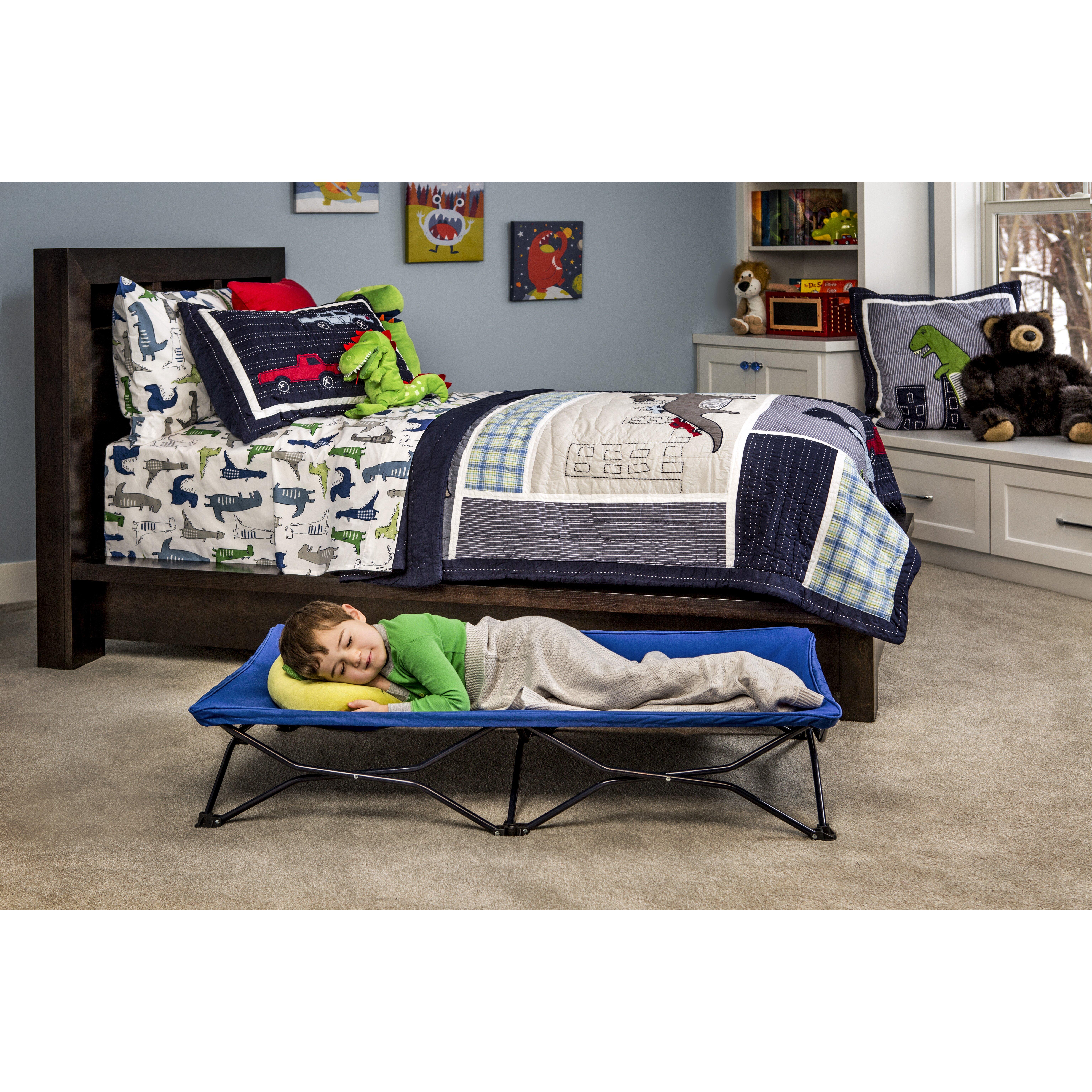 Regalo My Cot Portable Toddler Bed & Reviews | Wayfair