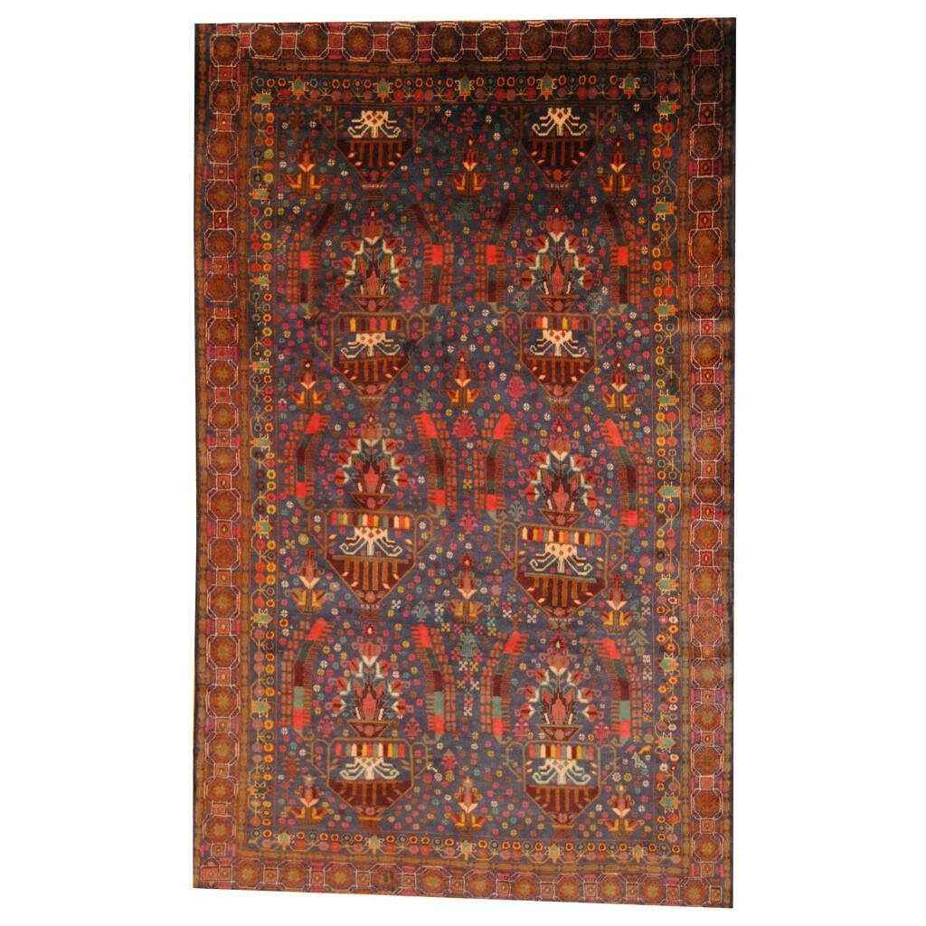 Herat Oriental Balouchi Indoor Outdoor Area Rug