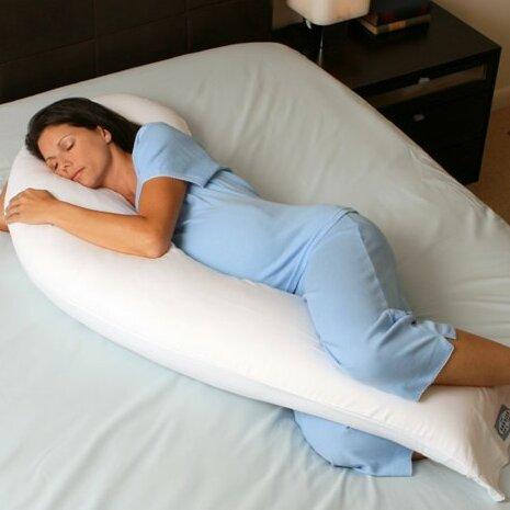 Snoozer Body Pillow Snoozeru0026reg; Dreamweaver Full Body Soft Sateen  Pillowcase