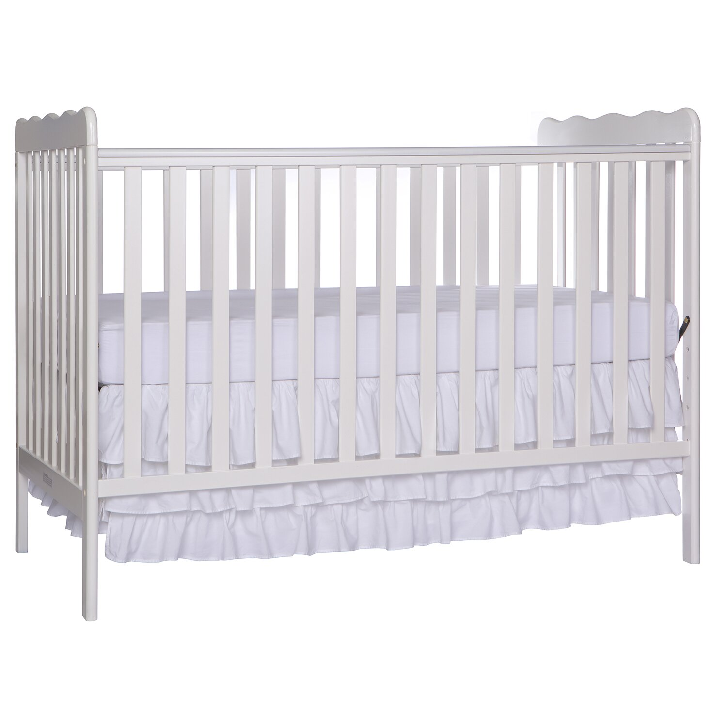 Dream On Me Classic 2 In 1 Convertible Crib Amp Reviews