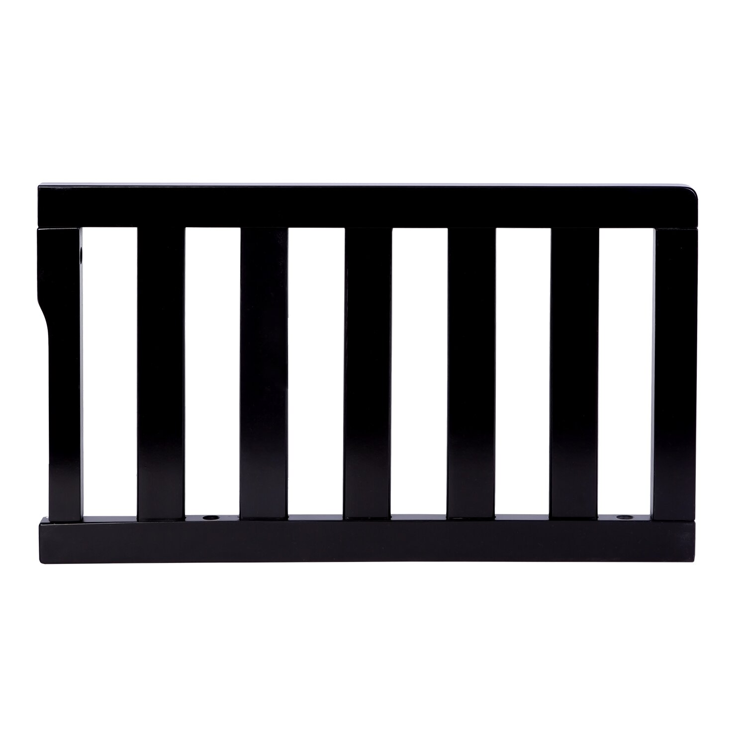 Brookfield fixed gate crib for sale - Universal Convertible Crib Toddler Guard Rail