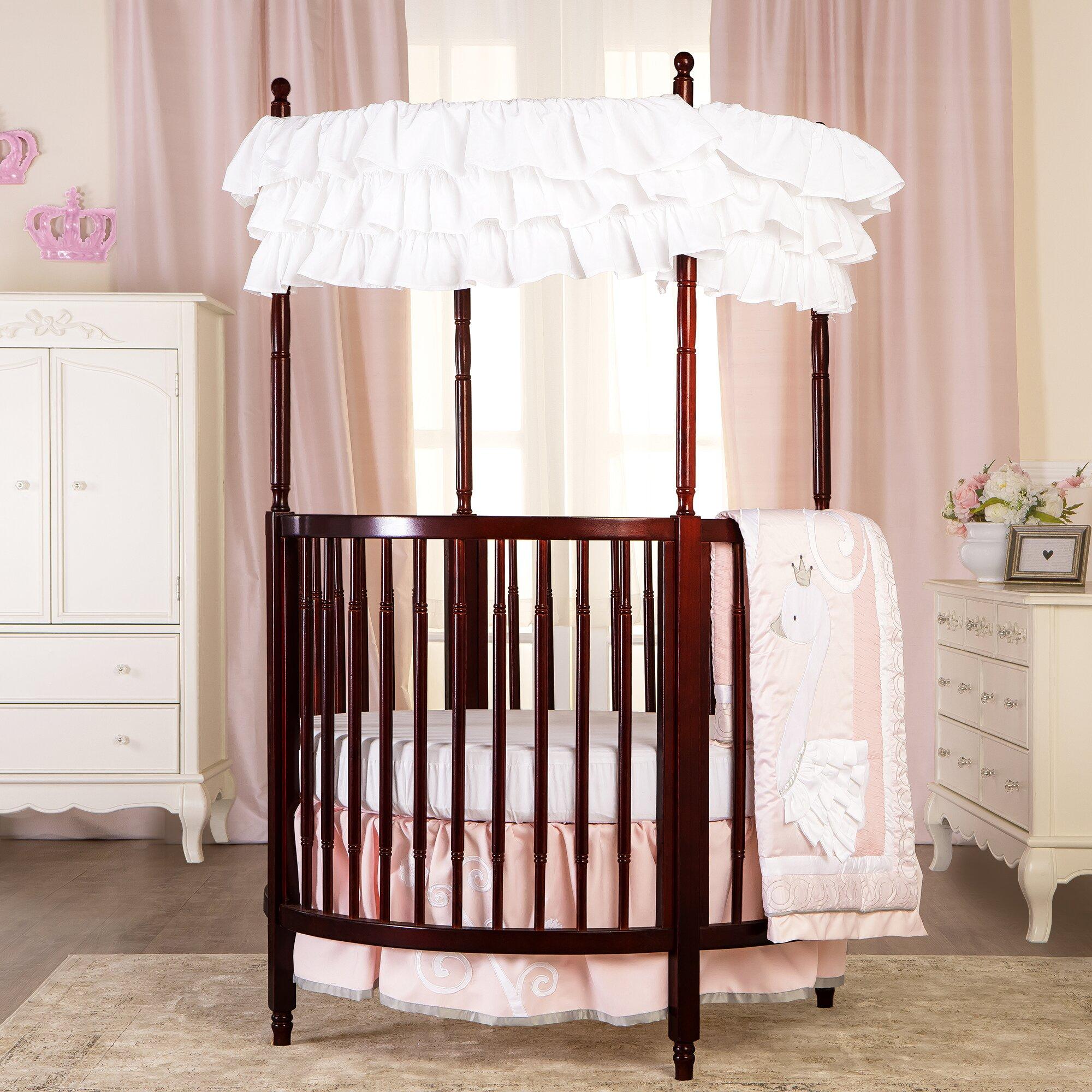 Pier One Baby Furniture: Dream On Me Sophia Posh Circular Crib & Reviews