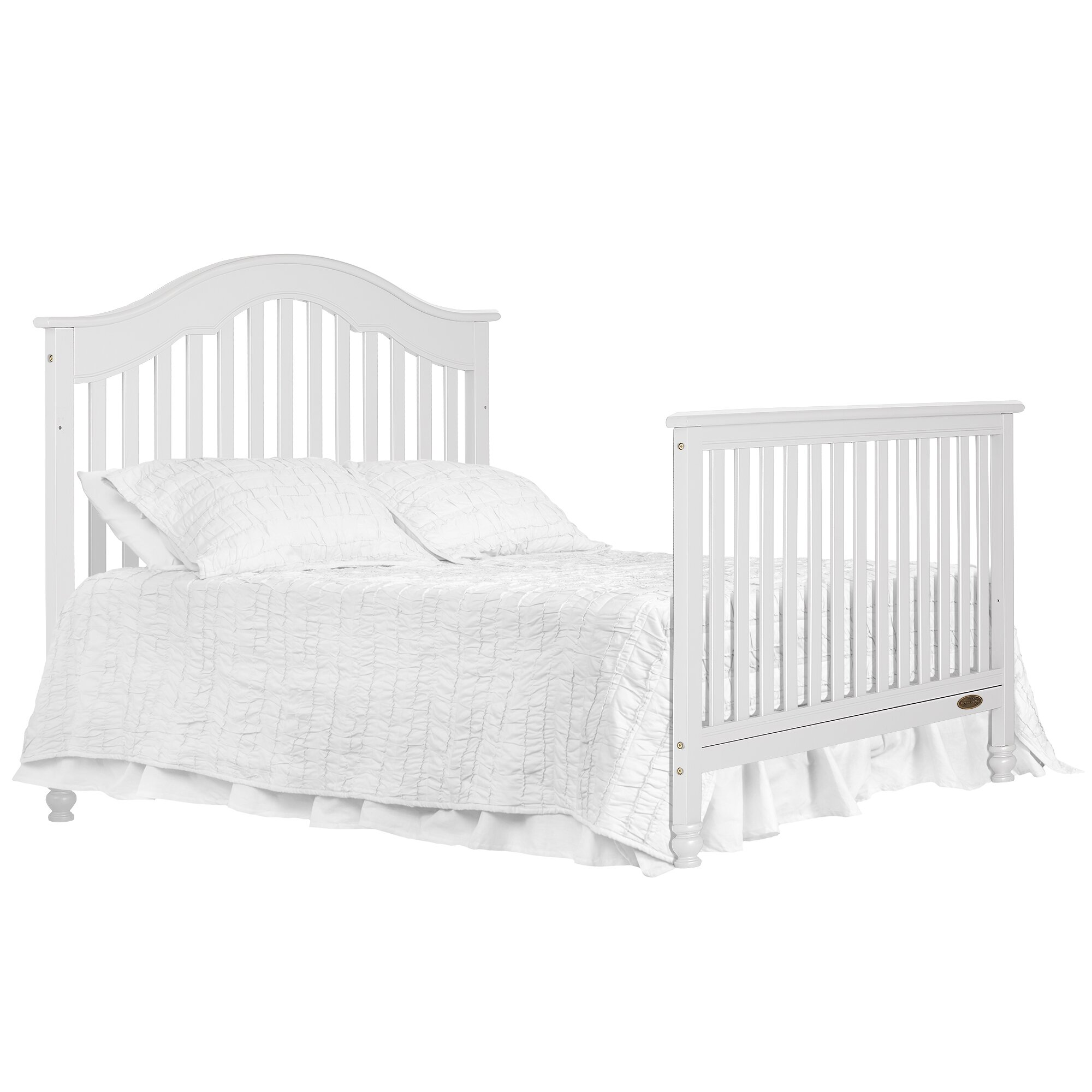 Used crib for sale edmonton - Dream On Me Charlotte 5 In 1 Convertible Crib