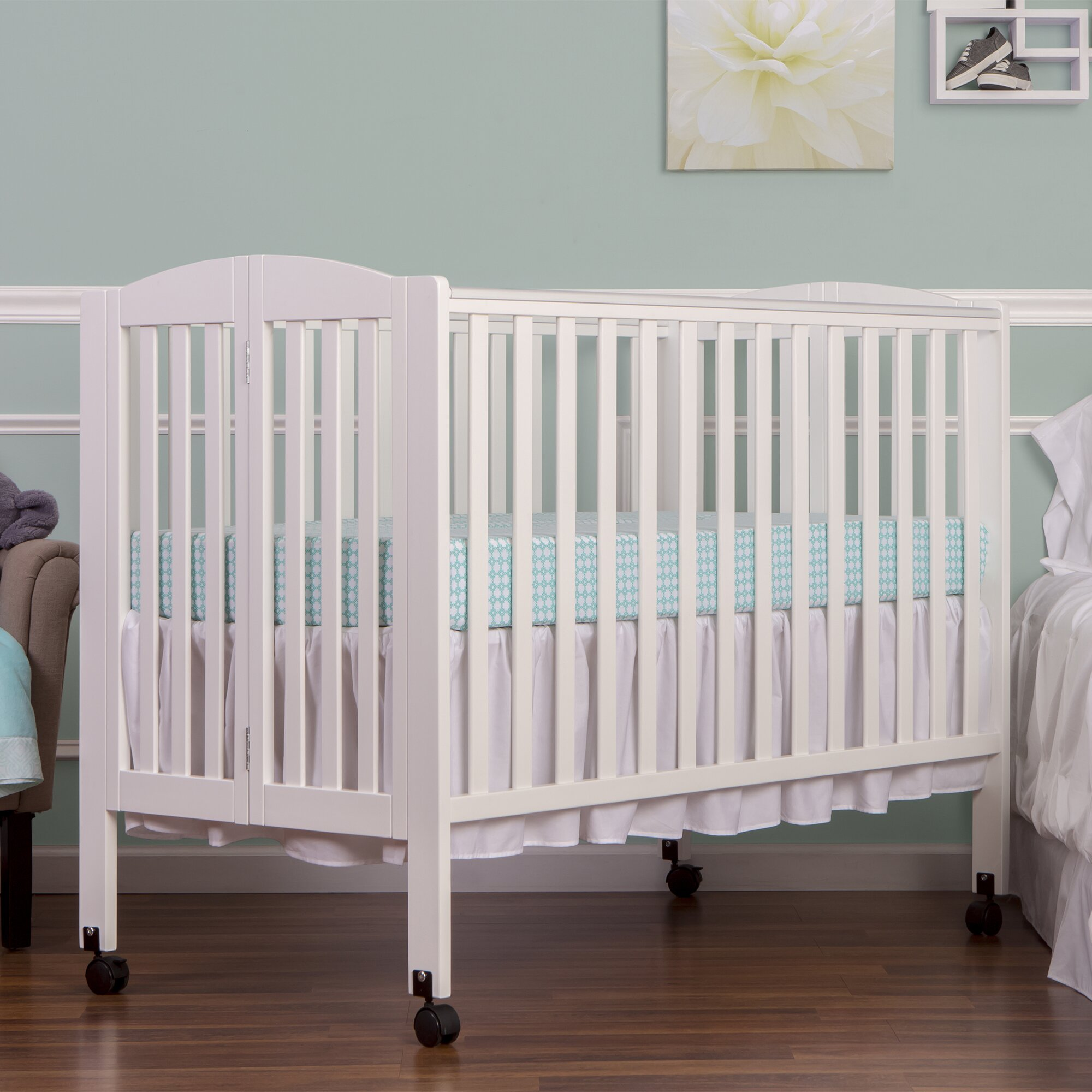 Used crib for sale edmonton - Dream On Me Full Size Folding Crib