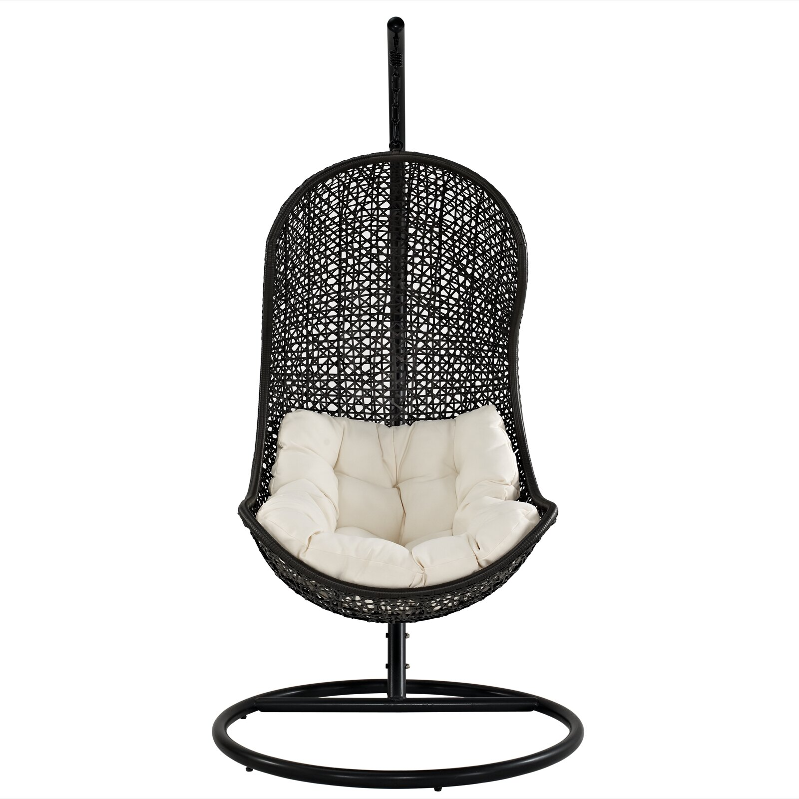 Modway Gamble Swing Chair with Stand & Reviews | Wayfair