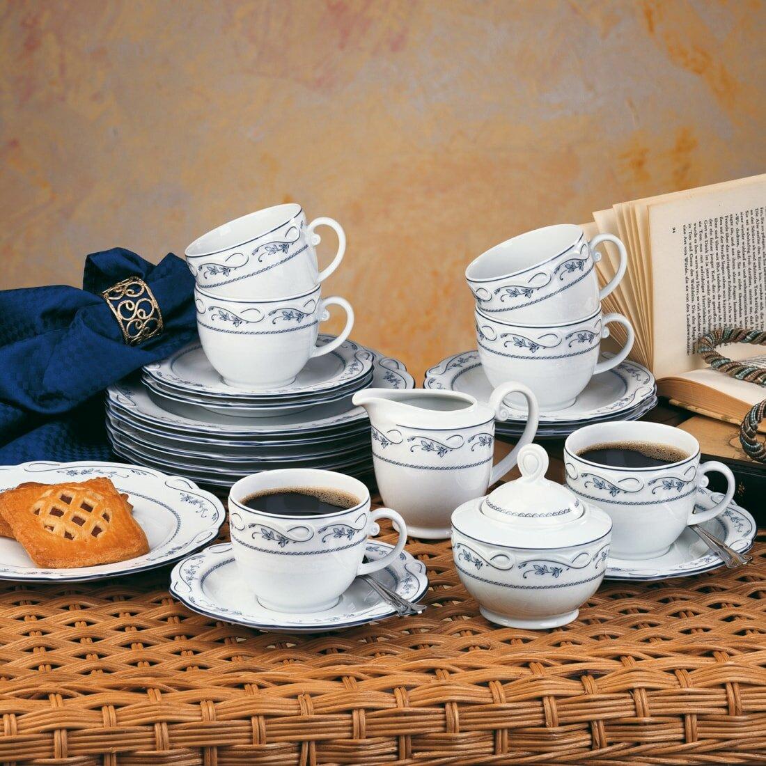 seltmann weiden 20 tlg kaffeeservice desiree aus porzellan bewertungen. Black Bedroom Furniture Sets. Home Design Ideas