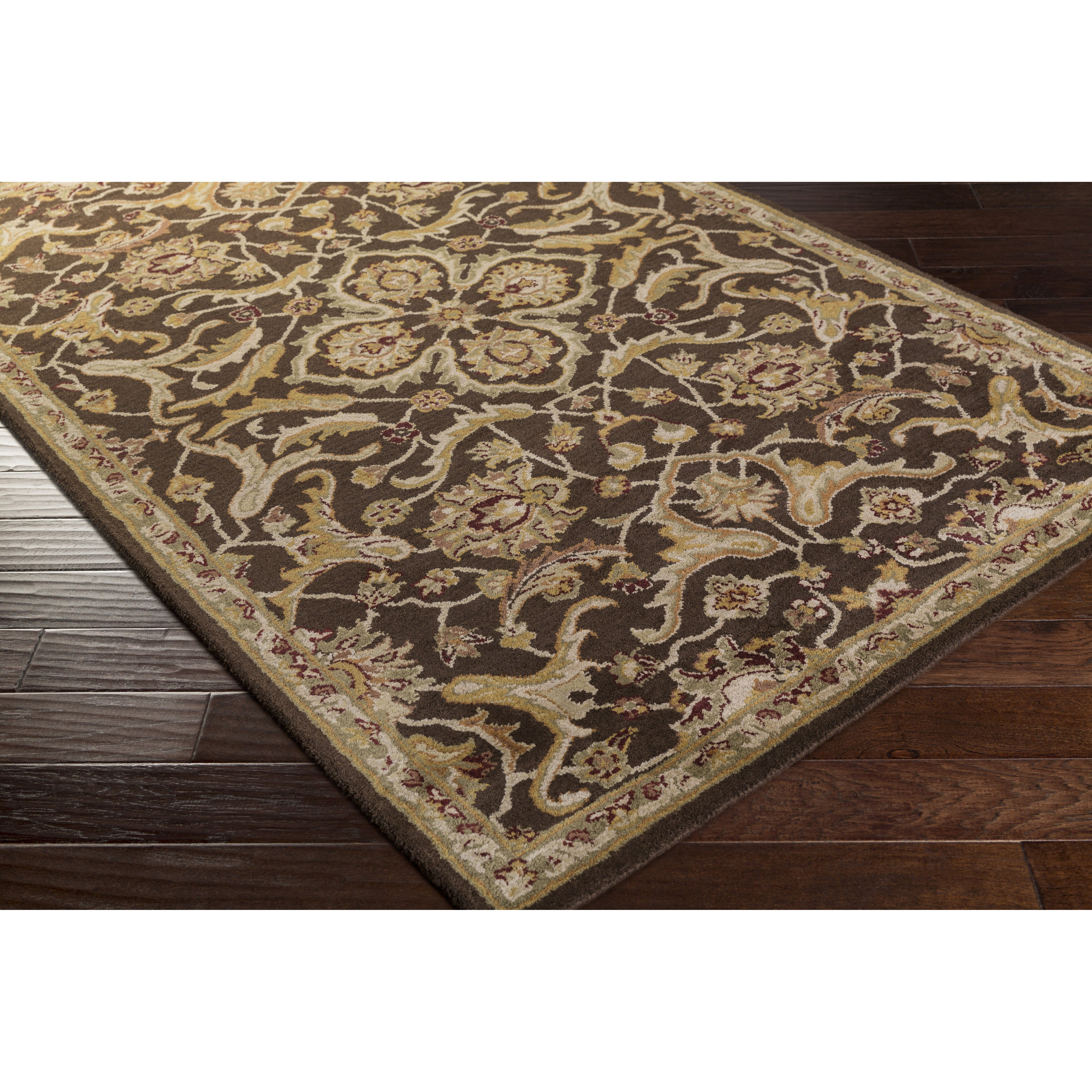 Artistic Stairs Canada: Artistic Weavers Middleton Ava Brown Area Rug & Reviews