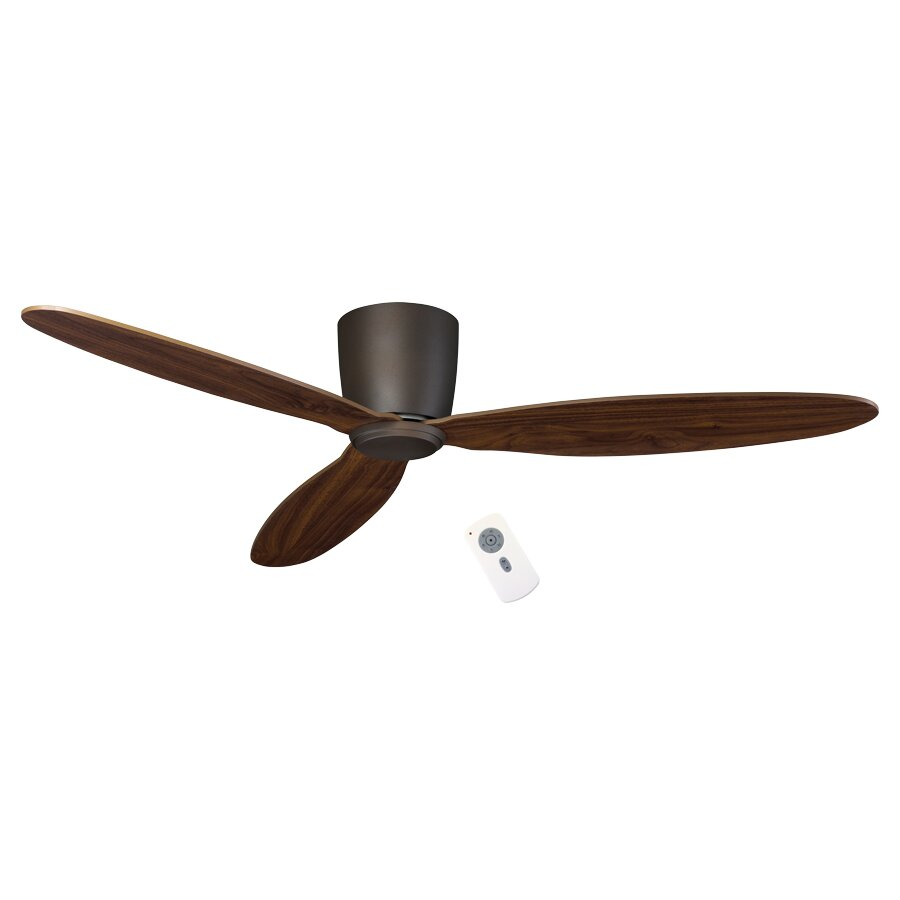 Casafan 132cm Eco Plano 4 Blade Ceiling Fan With Remote