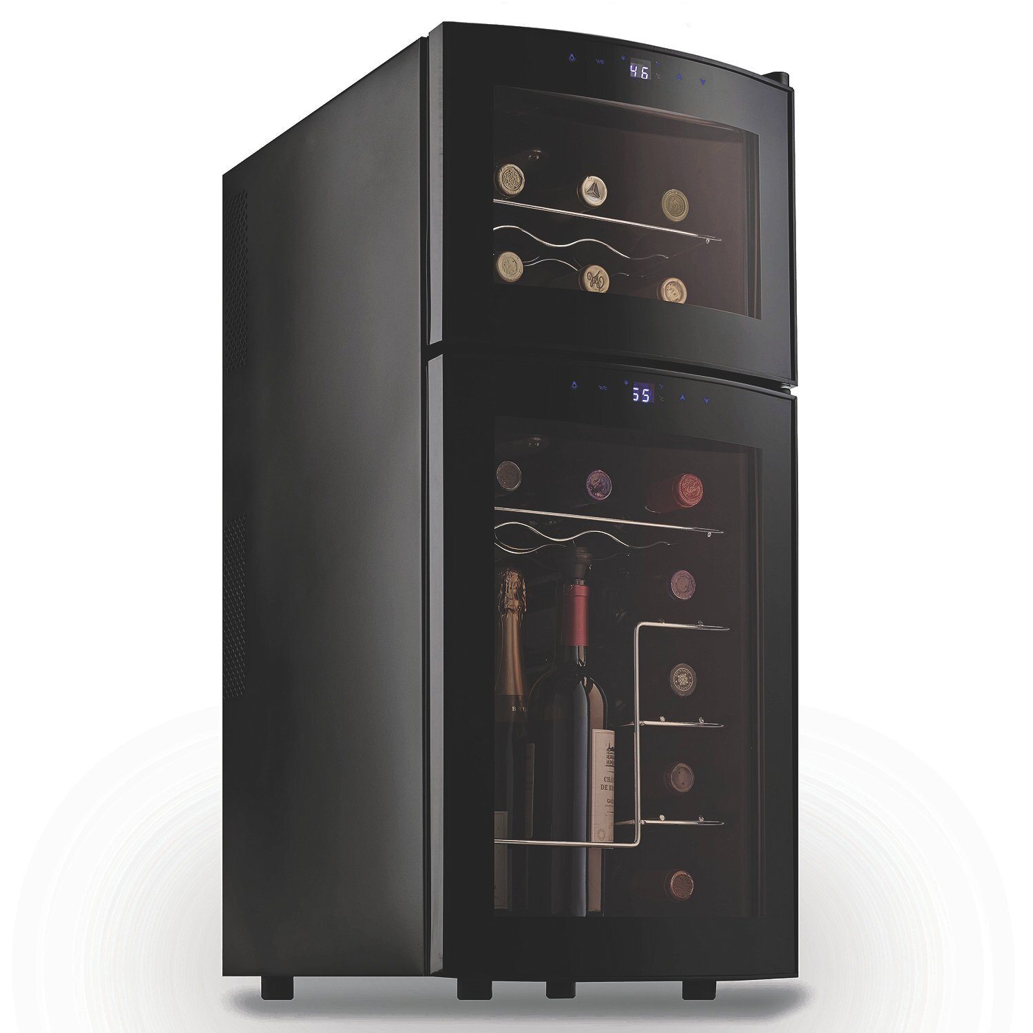 Integrated Wine Cabinet Wine Coolers Refrigerators Youll Love Wayfair