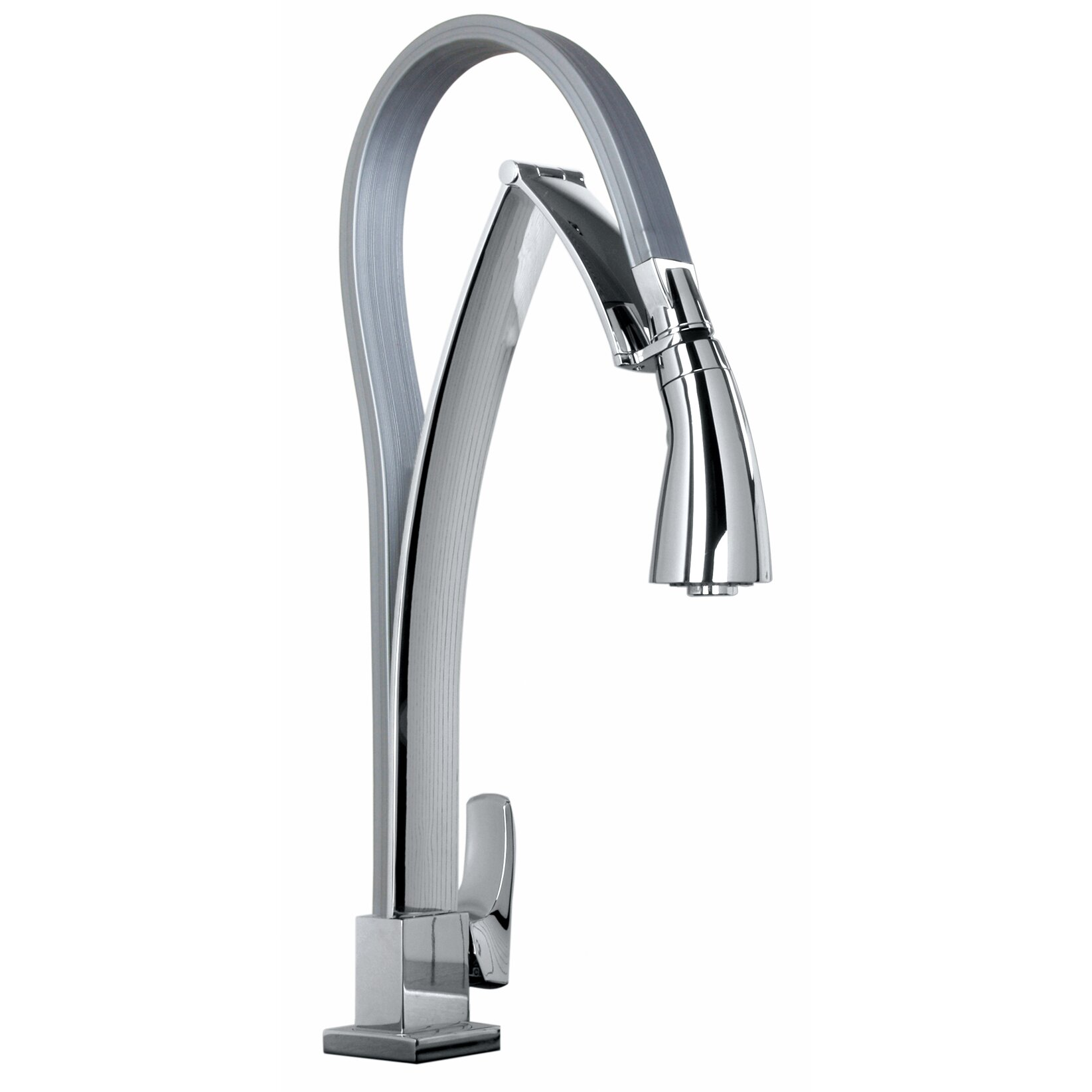 Kitchen Pull Out Faucet Jewel Faucets J25 Kitchen Series Single Hole Kitchen Faucet With