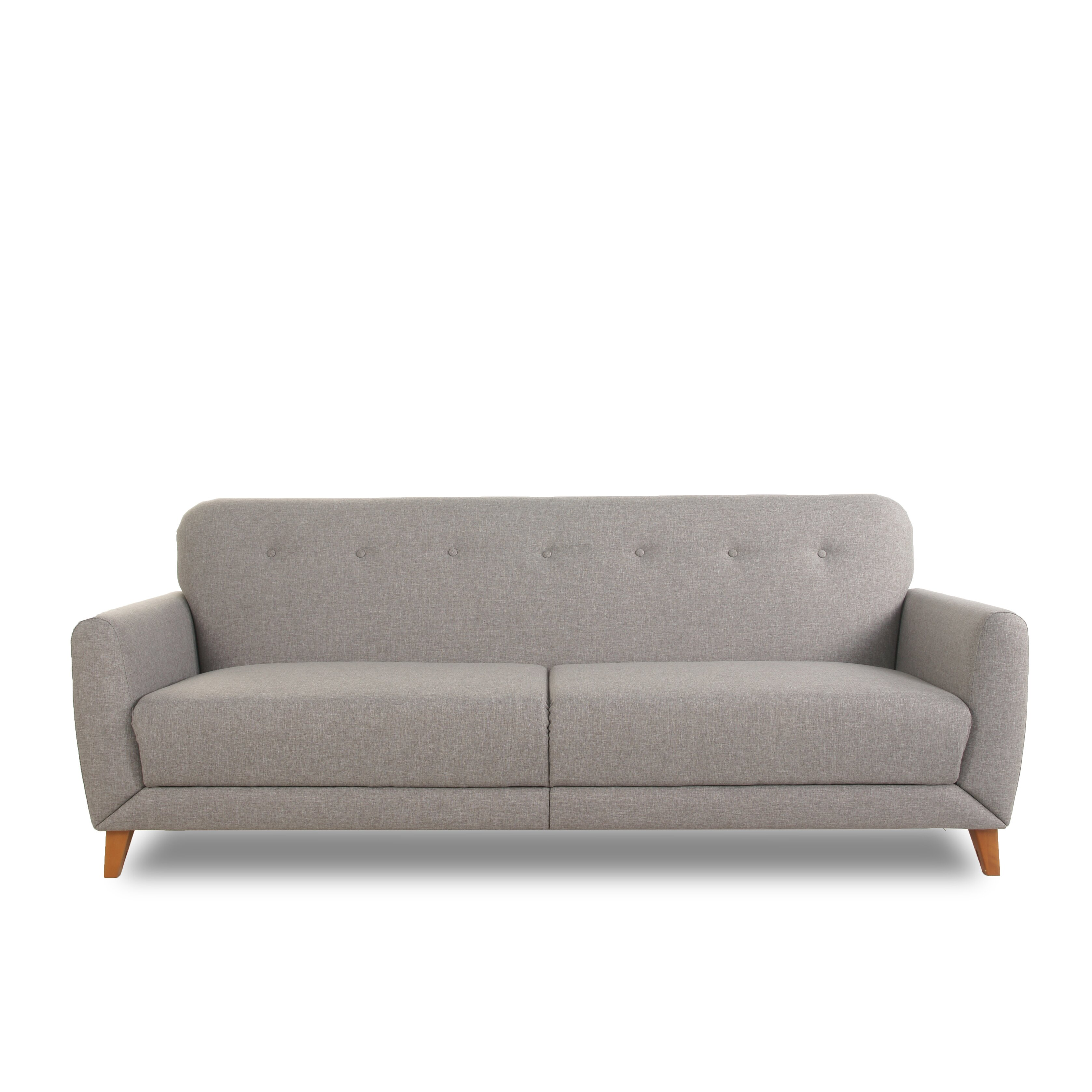 Leader Lifestyle Sydney 3 Seater Clic Clac Sofa Bed
