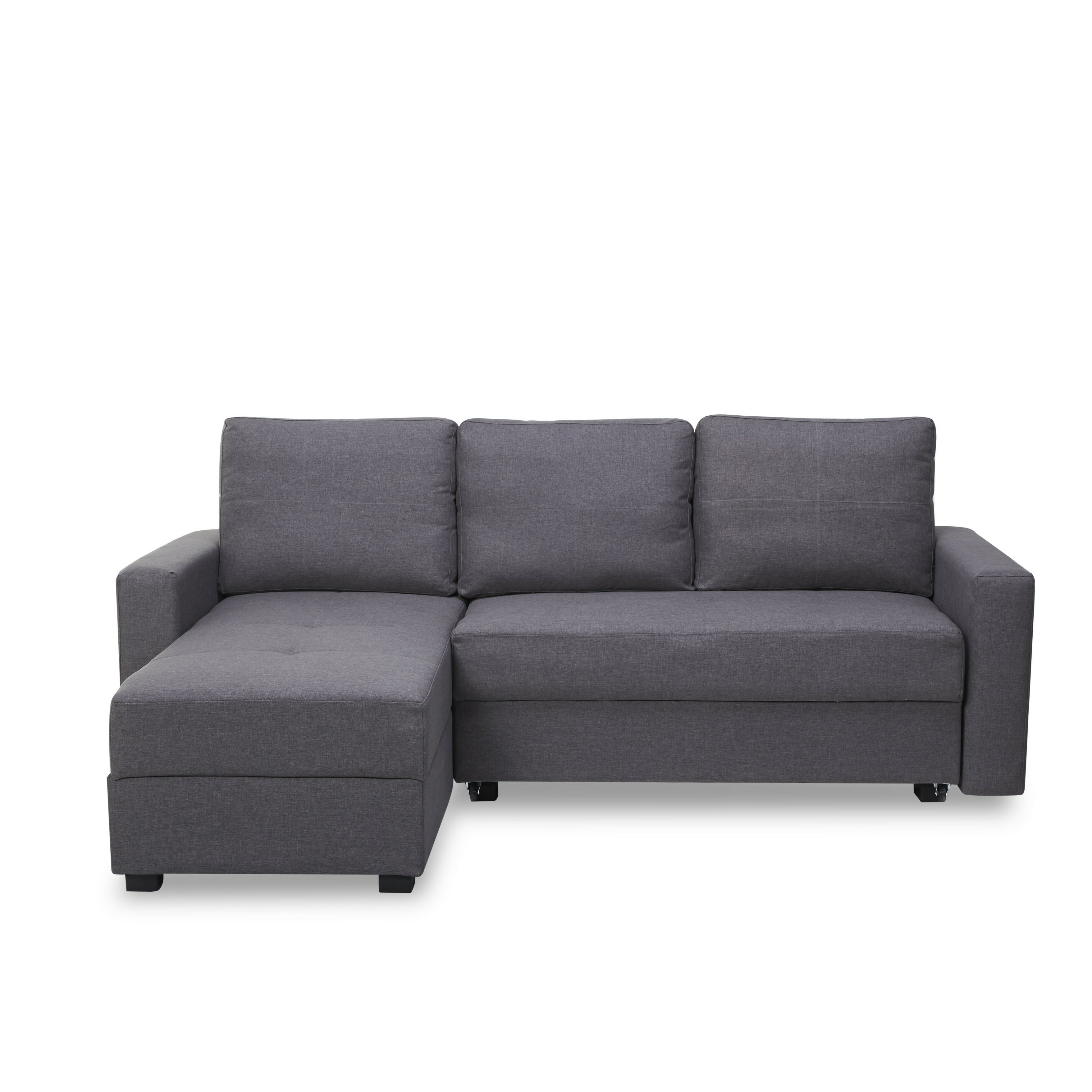 Leader Lifestyle Rian Reversible Chaise Corner Sofa Bed