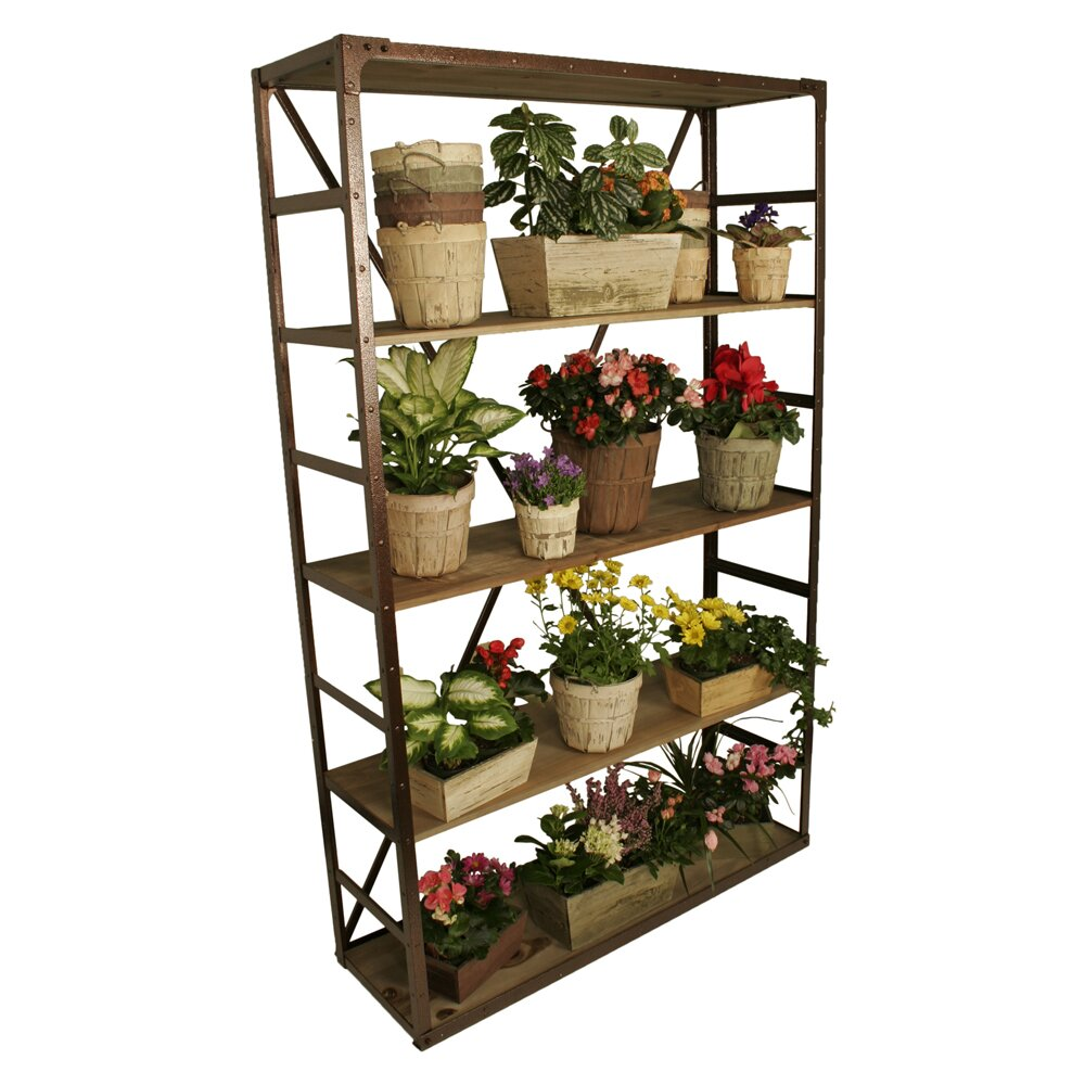 Waldimports Weathered Rectangular Planter Wayfair