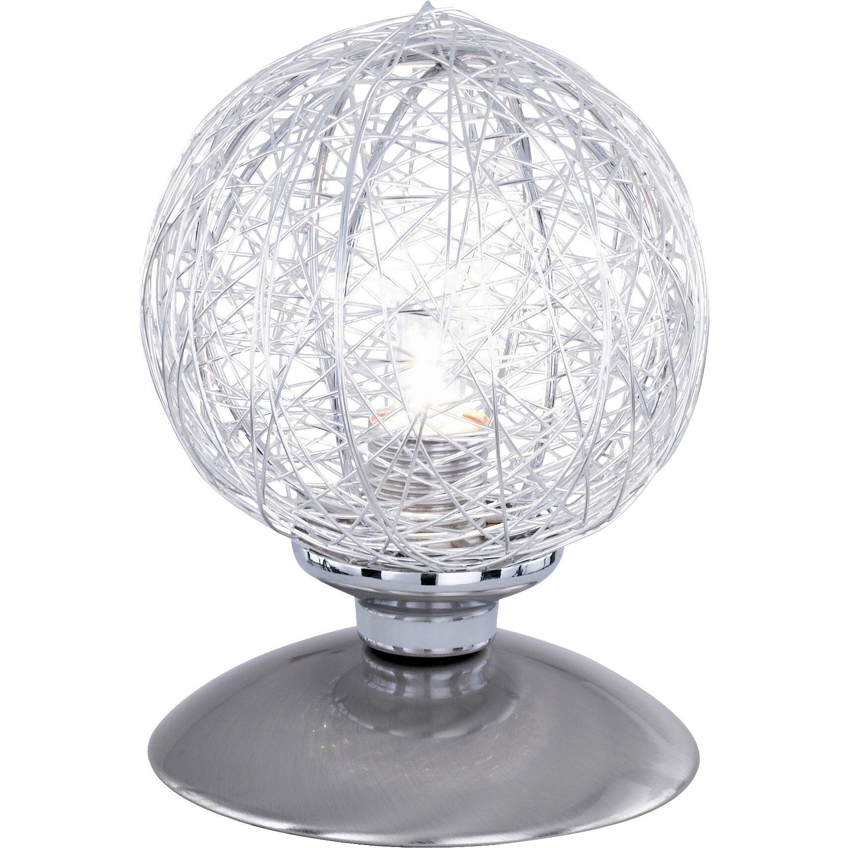paul neuhaus womble 14cm table lamp wayfair uk. Black Bedroom Furniture Sets. Home Design Ideas