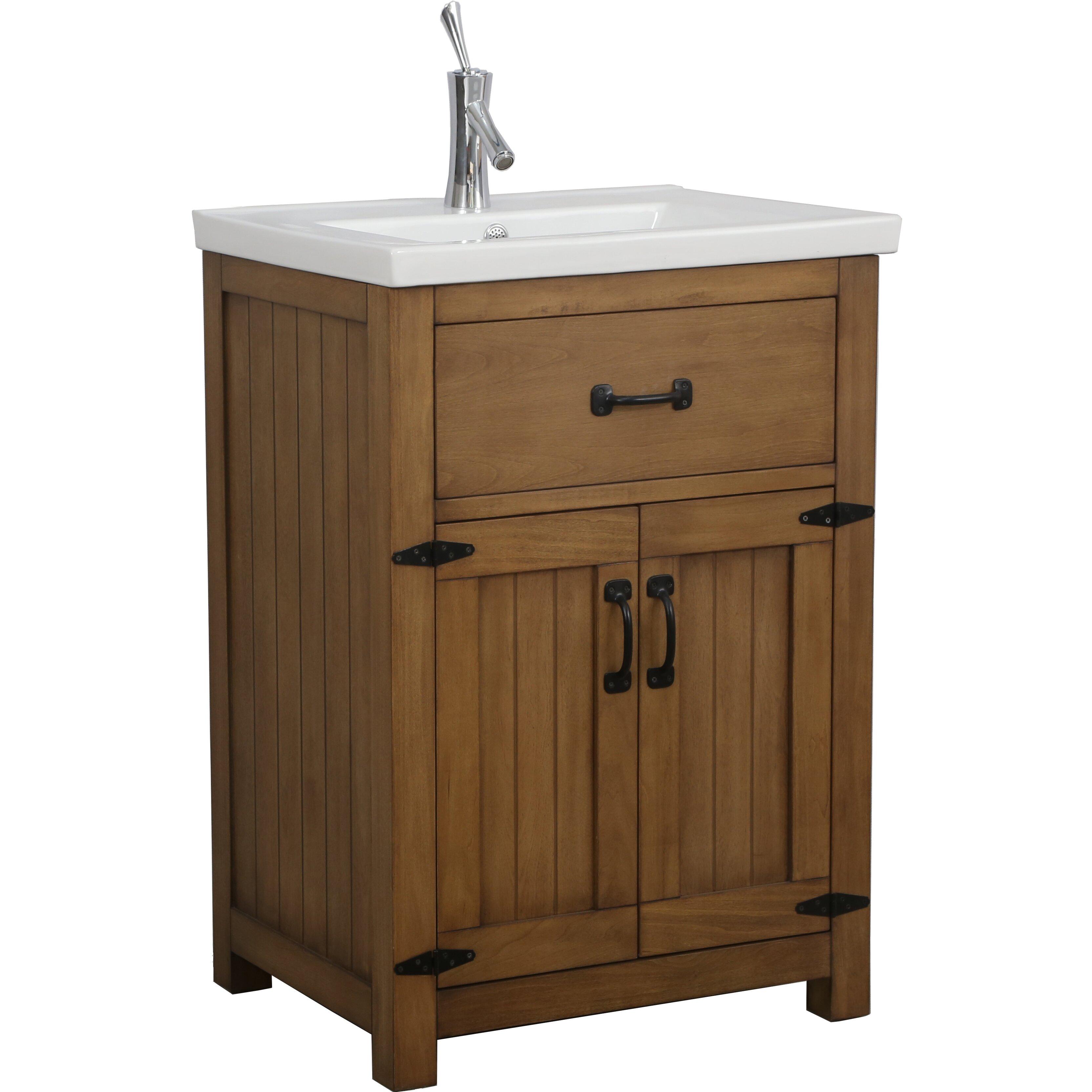 Legion Furniture 24 Single Vanity Set Reviews Wayfair