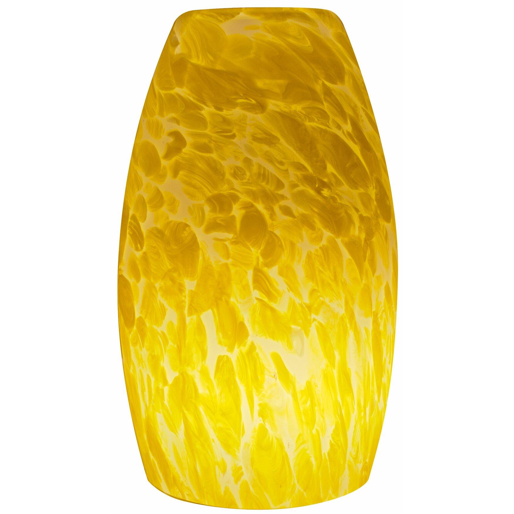 American Lighting LLC Glass Oval Pendant Shade Reviews Way