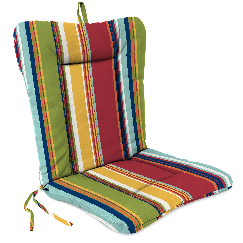 Jordan Manufacturing Outdoor Dining Chair Cushion
