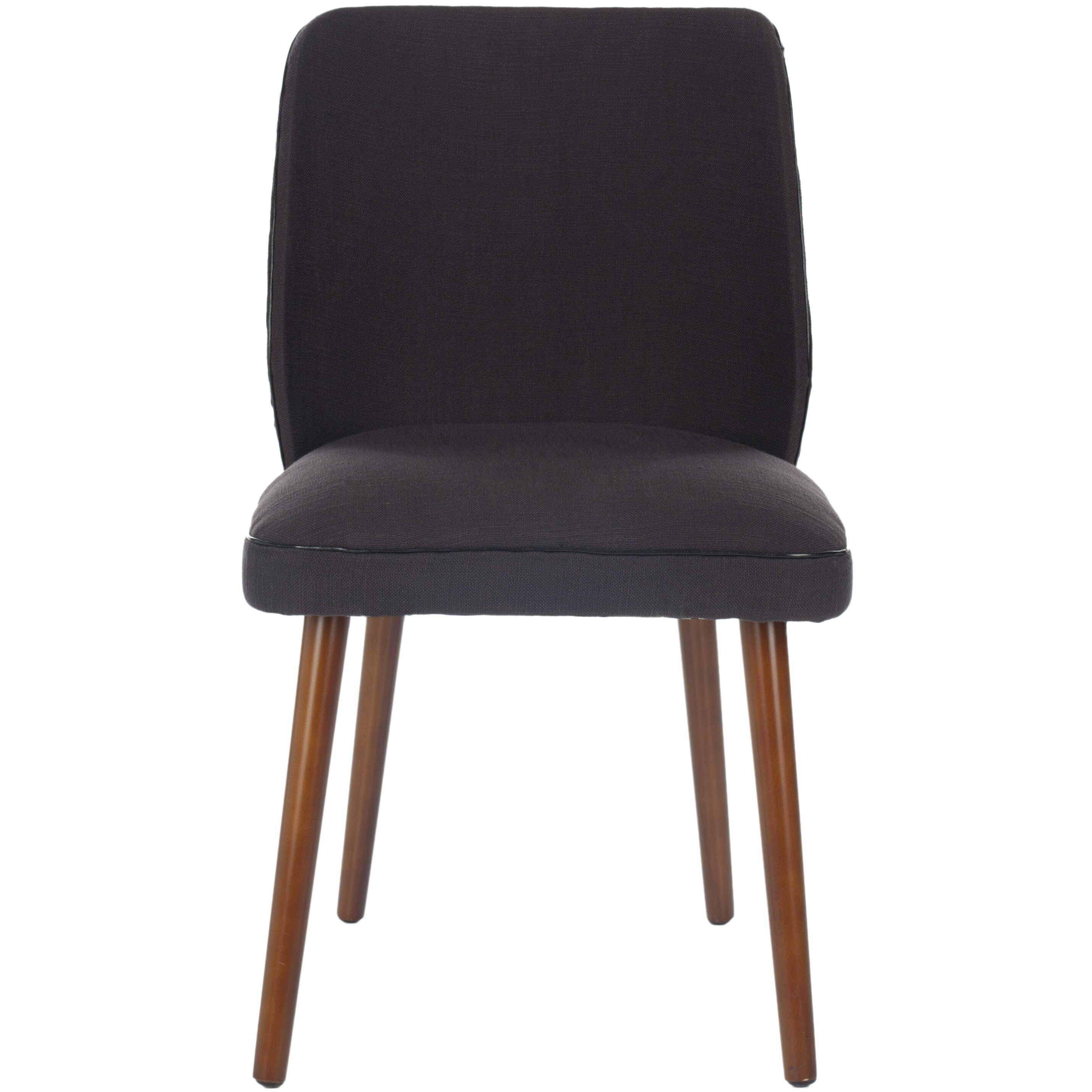 safavieh vernon upholstered dining chair. Black Bedroom Furniture Sets. Home Design Ideas