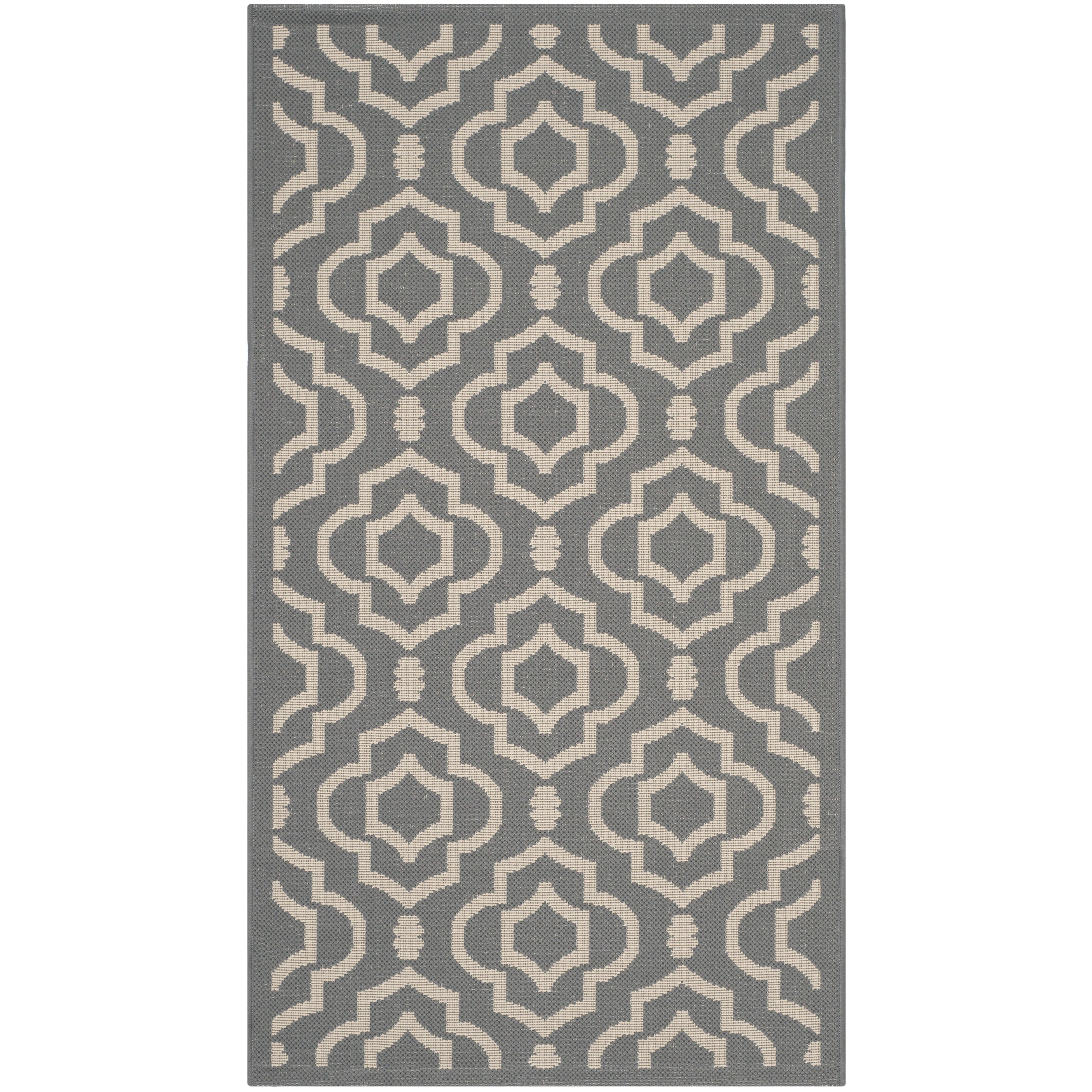 Safavieh alexandra grey indoor outdoor area rug reviews for Indoor outdoor rugs uk