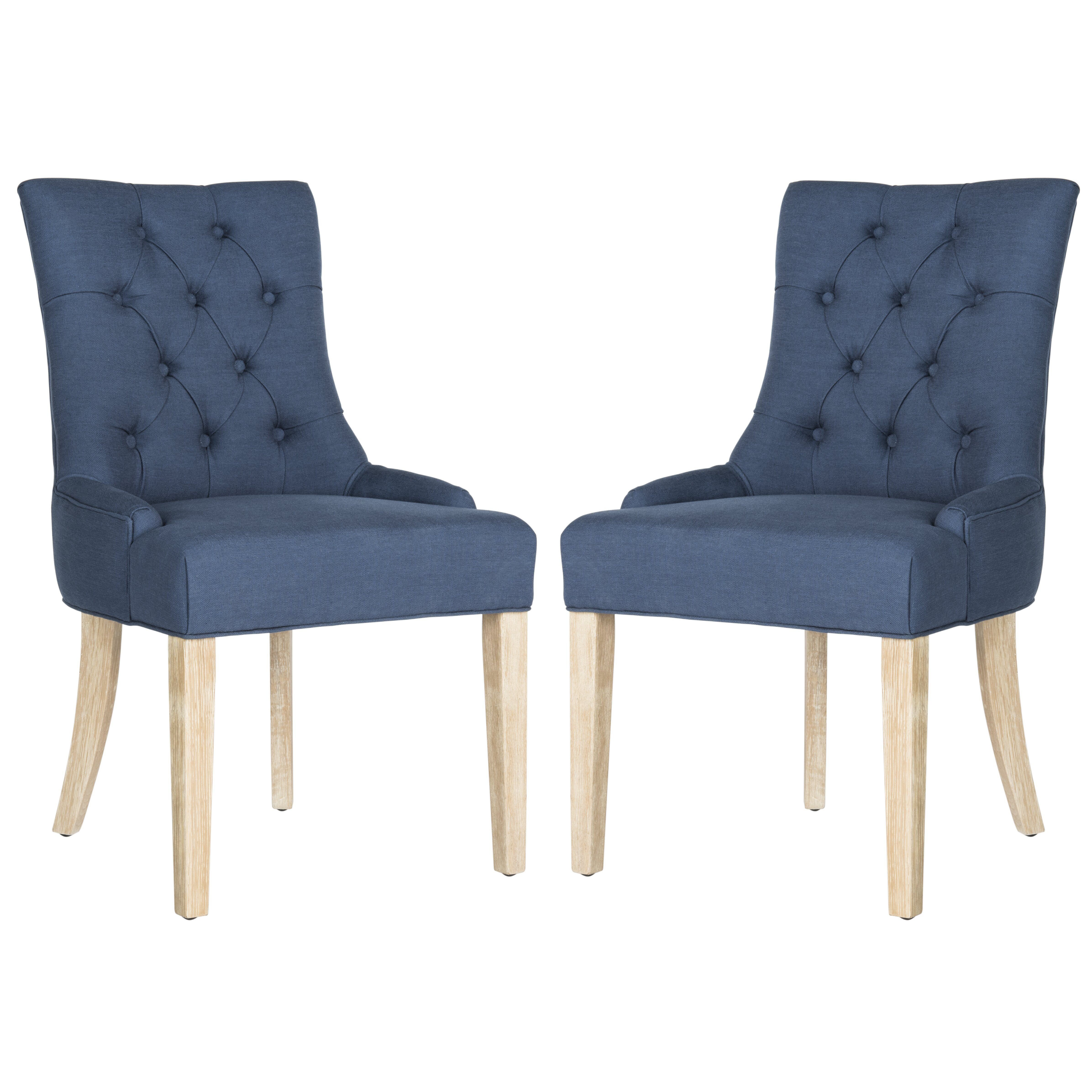 Safavieh Shaw Upholstered Dining Chair & Reviews
