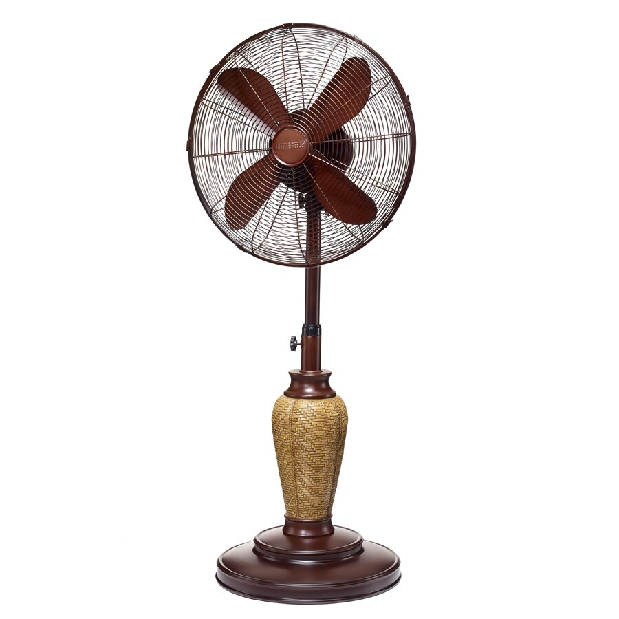 Deco Breeze Kailua Oscillating Floor Fan Reviews Wayfair