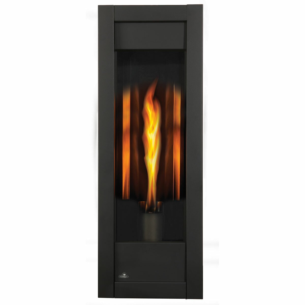 Natural gas wall mount fireplaces - Napoleon The Torch Direct Vent Wall Mount Gas Fireplace