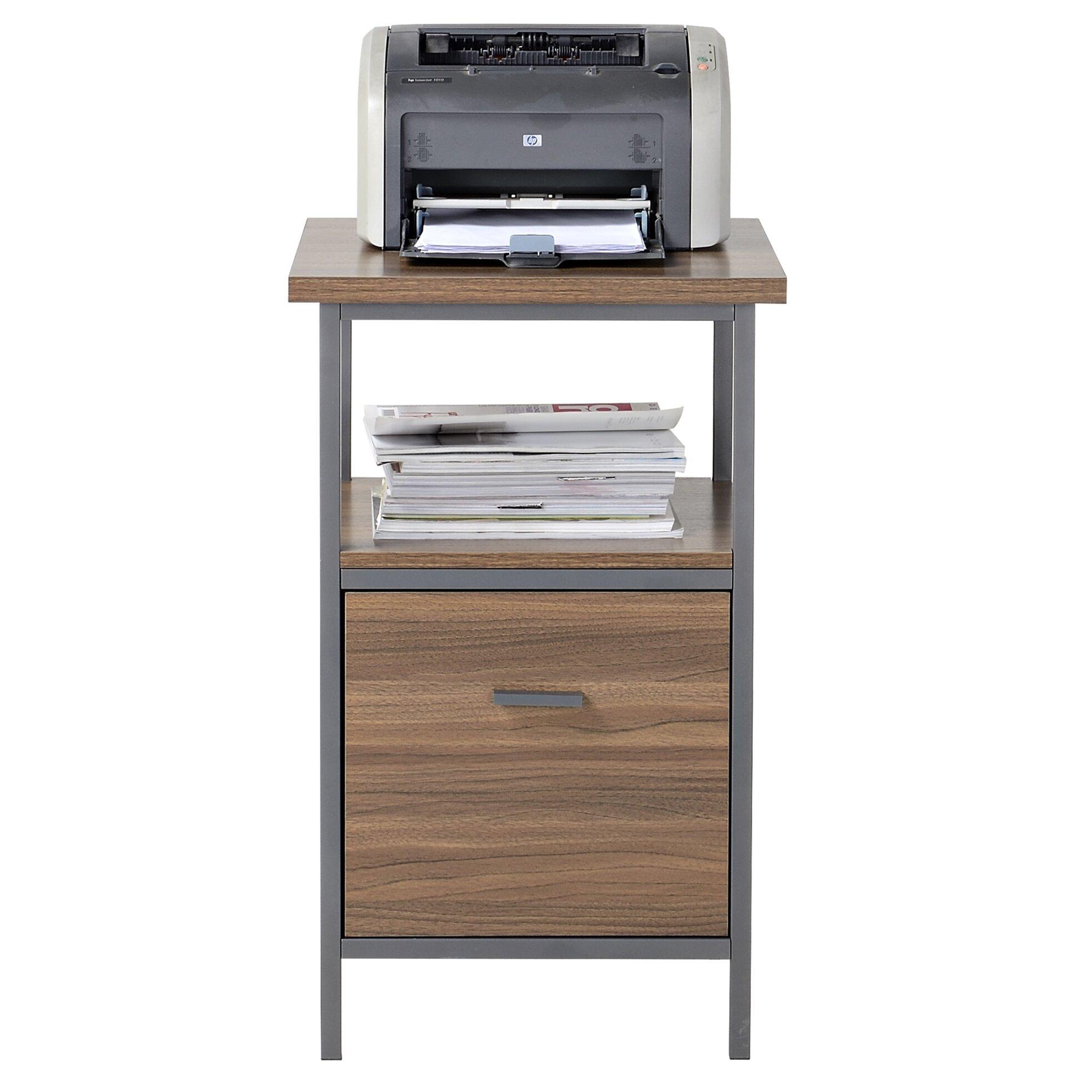 Office Max Filing Cabinet Homestar 1 Drawer Storage Cabinet Reviews Wayfair
