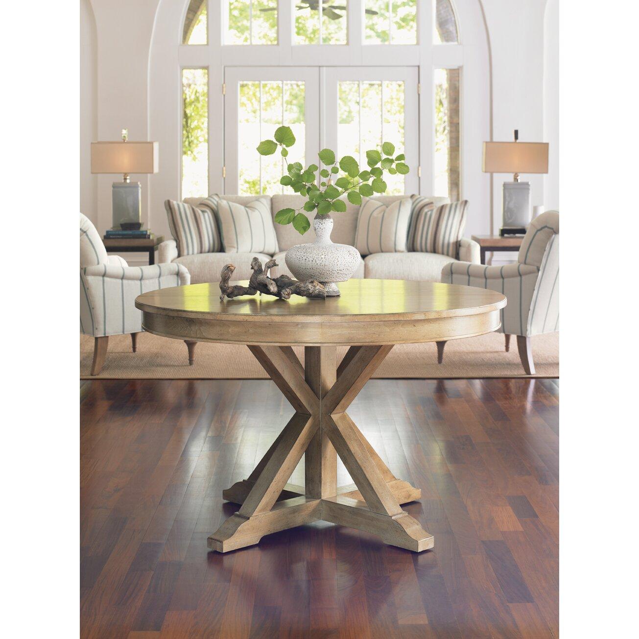 Superior Attractive Lexington Monterey Sands San Marcos Dining Table Reviews Wayfair  . Living Spaces .
