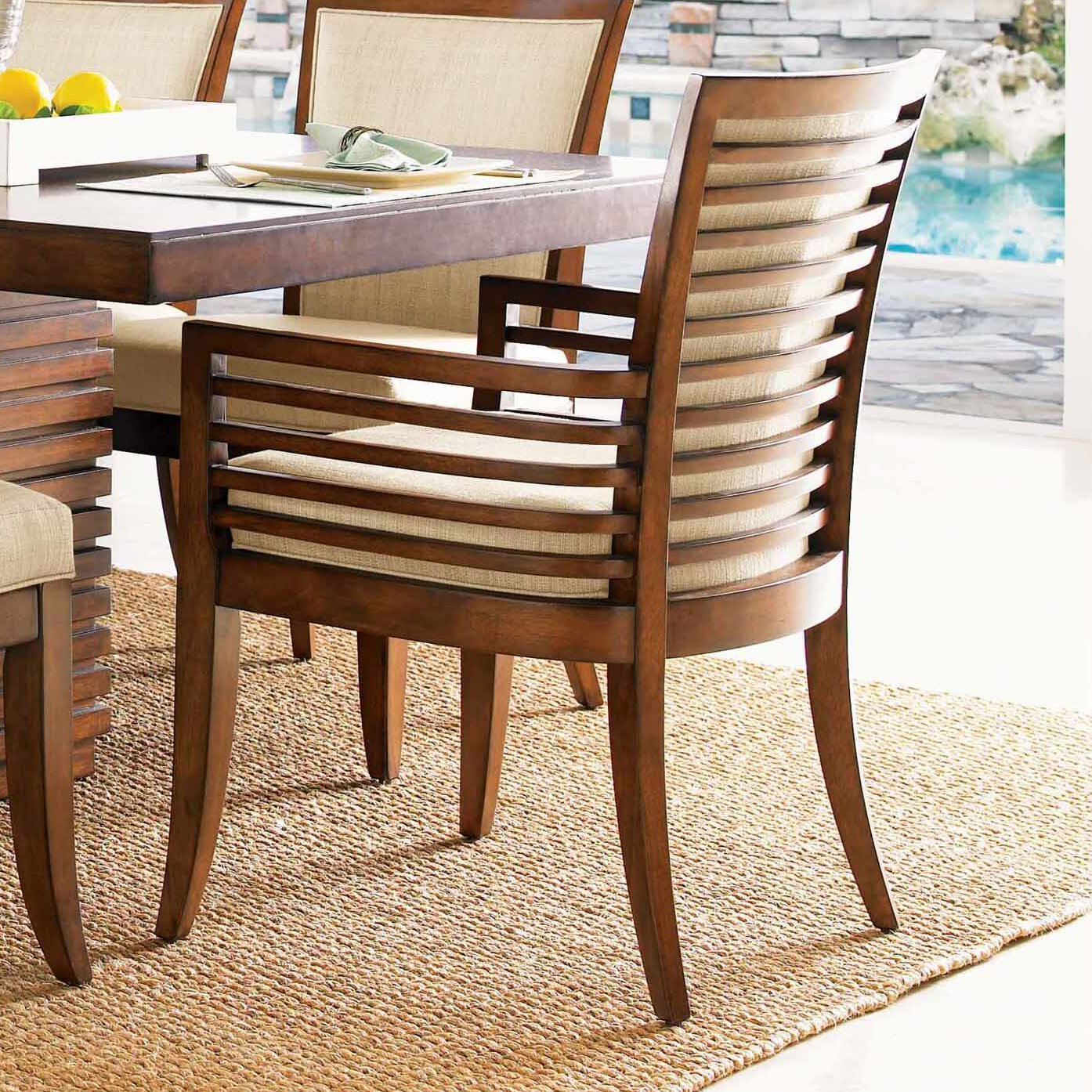 Tommy Bahama Kitchen Table Tommy Bahama Home Ocean Club 7 Piece Dining Set Reviews Wayfair