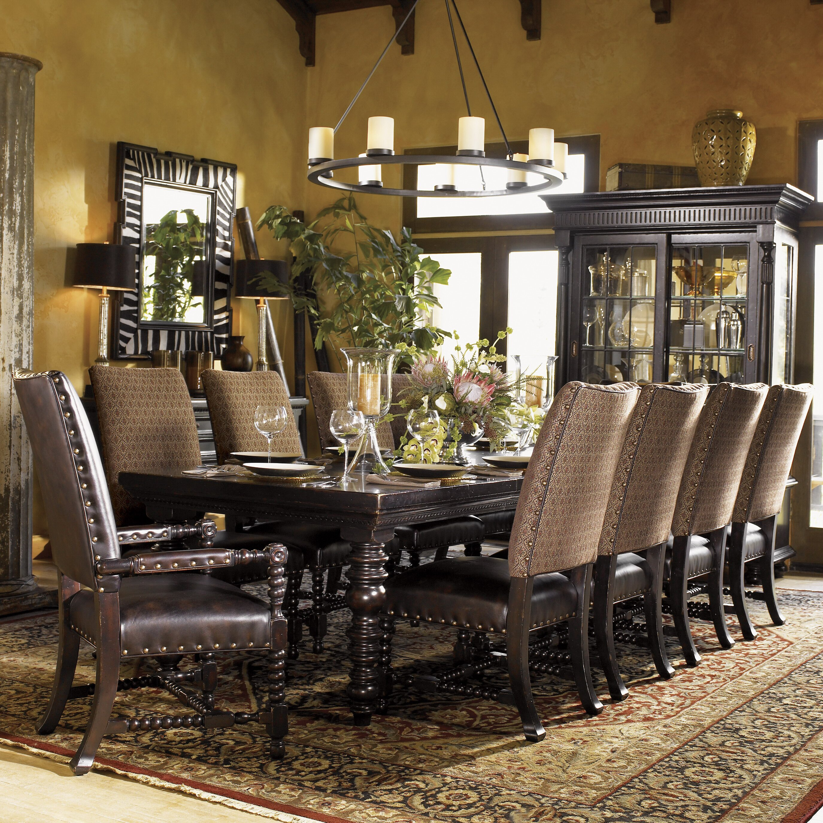 Tommy Bahama Home Villagio 11 Piece Dining Set Reviews Wayfair
