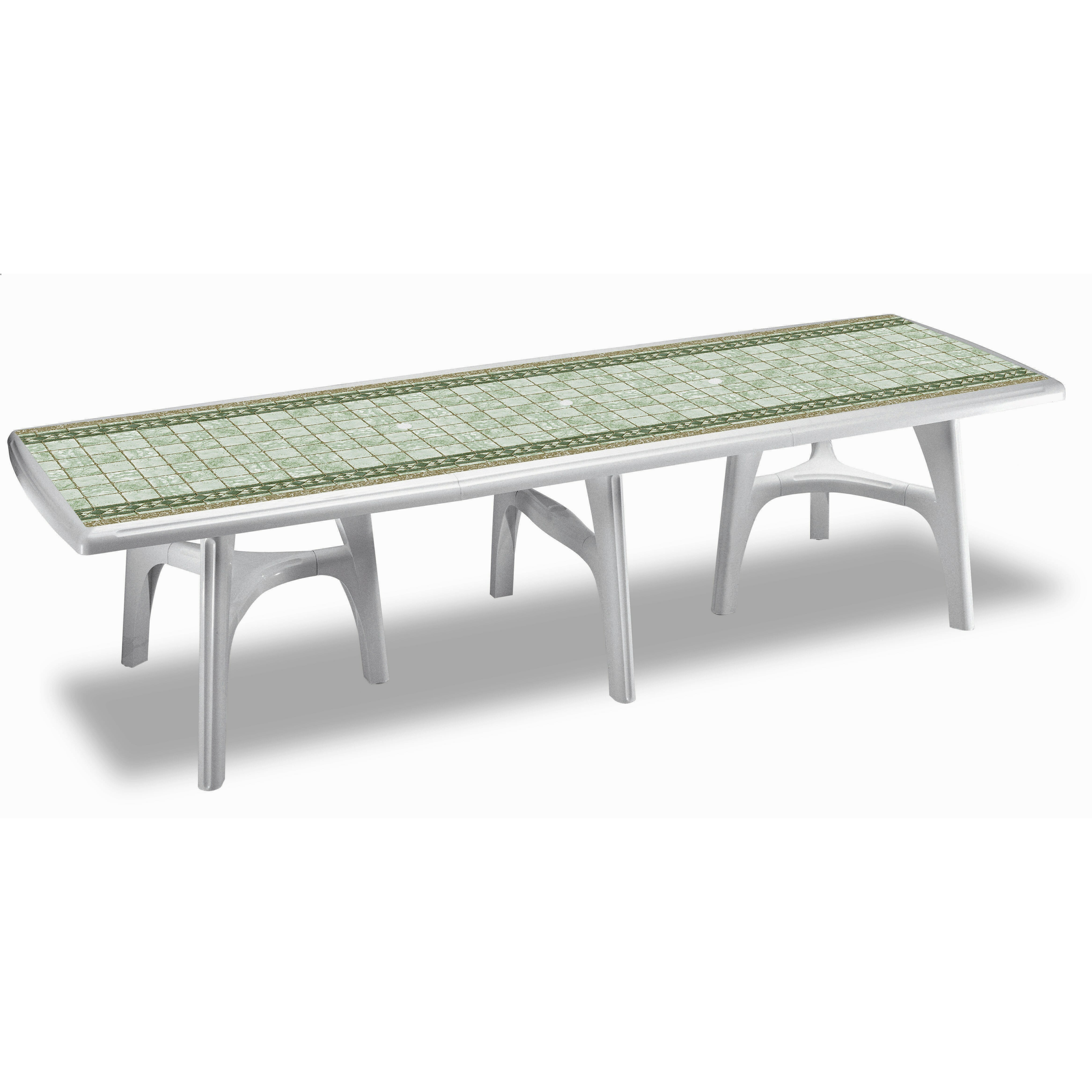 Extending Outdoor Dining Table Scab President 300cm Extending Outdoor Dining Table Wayfaircouk
