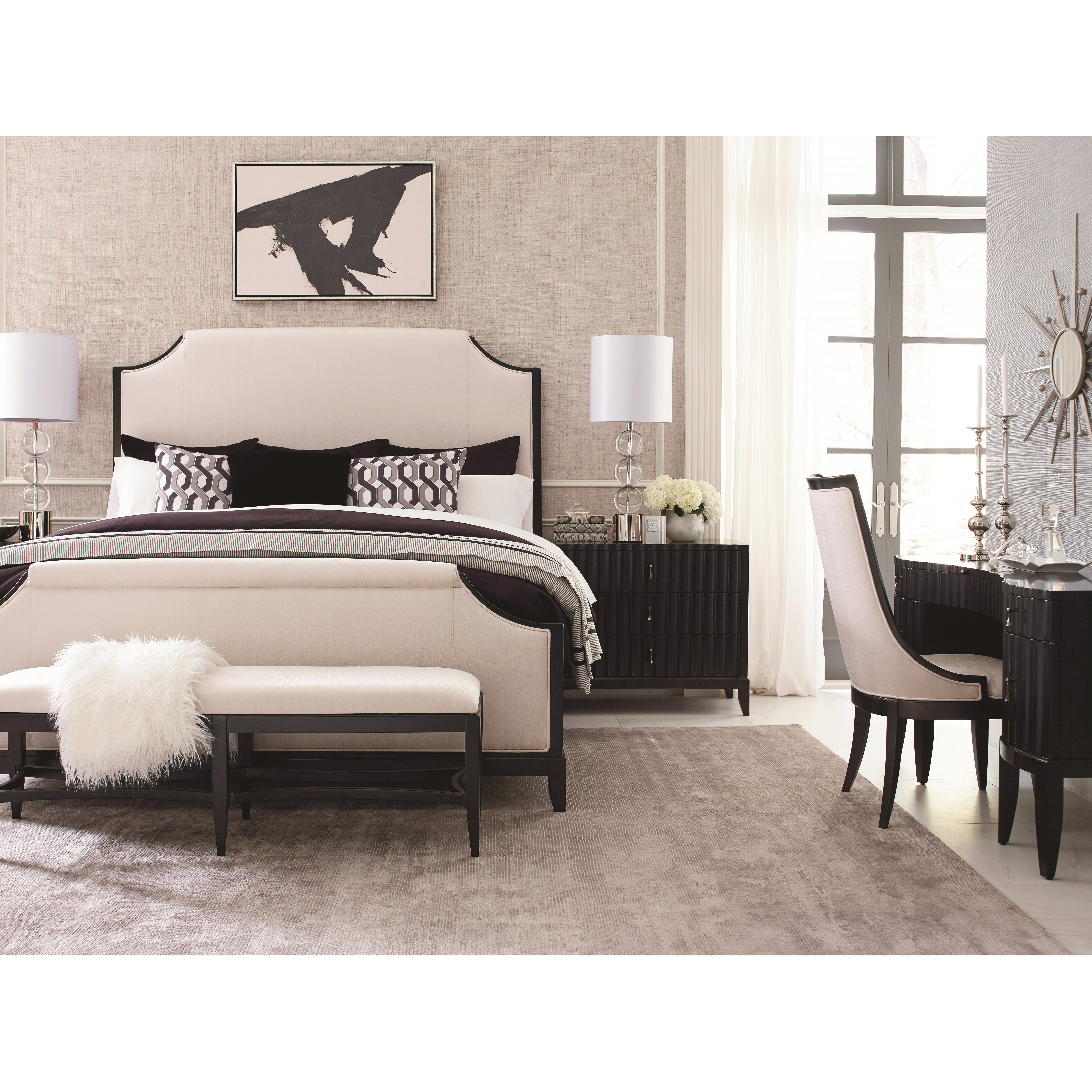 Legacy Classic Bedroom Furniture Legacy Classic Furniture Symphony Upholstered Panel Customizable