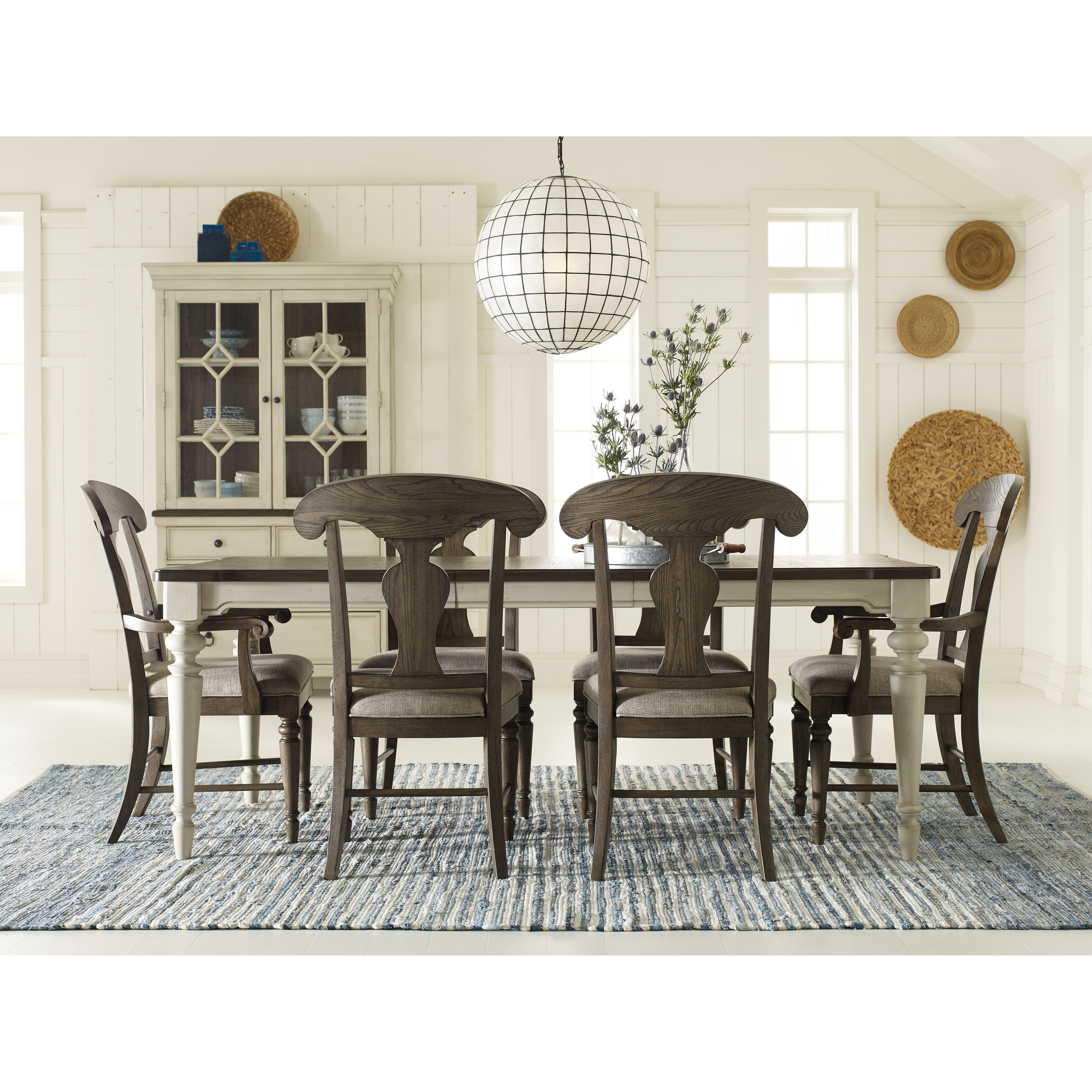 Legacy Classic Furniture Brookhaven Extendable Dinning
