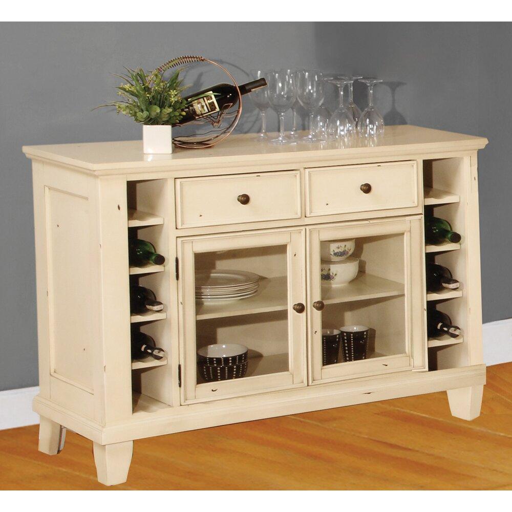 ECI Furniture Four Seasons Dining Sideboard amp Reviews Wayfair