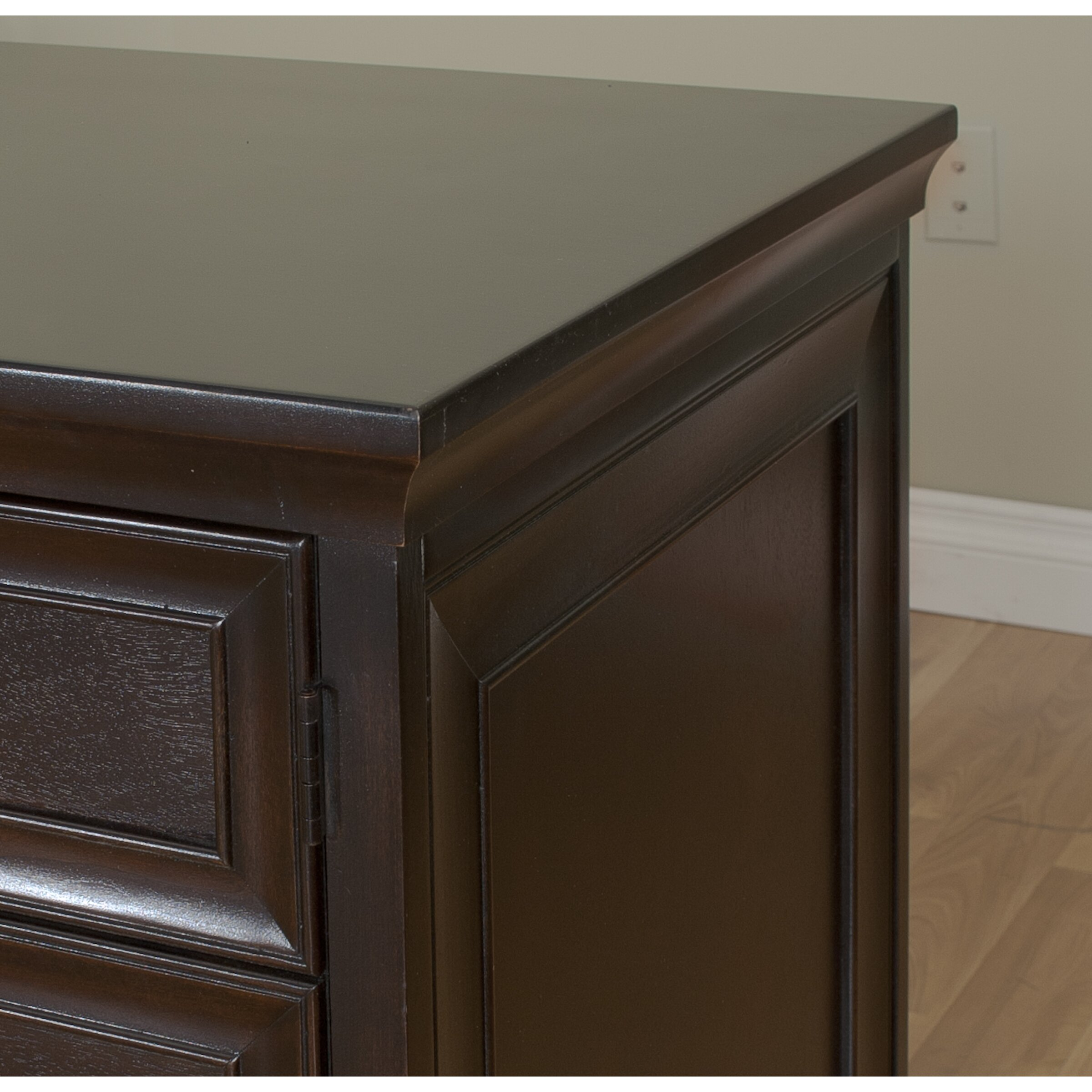 Wood Lateral File Cabinet 2 Drawer Kathy Ireland Home By Martin Furniture Fulton 2 Drawer Lateral