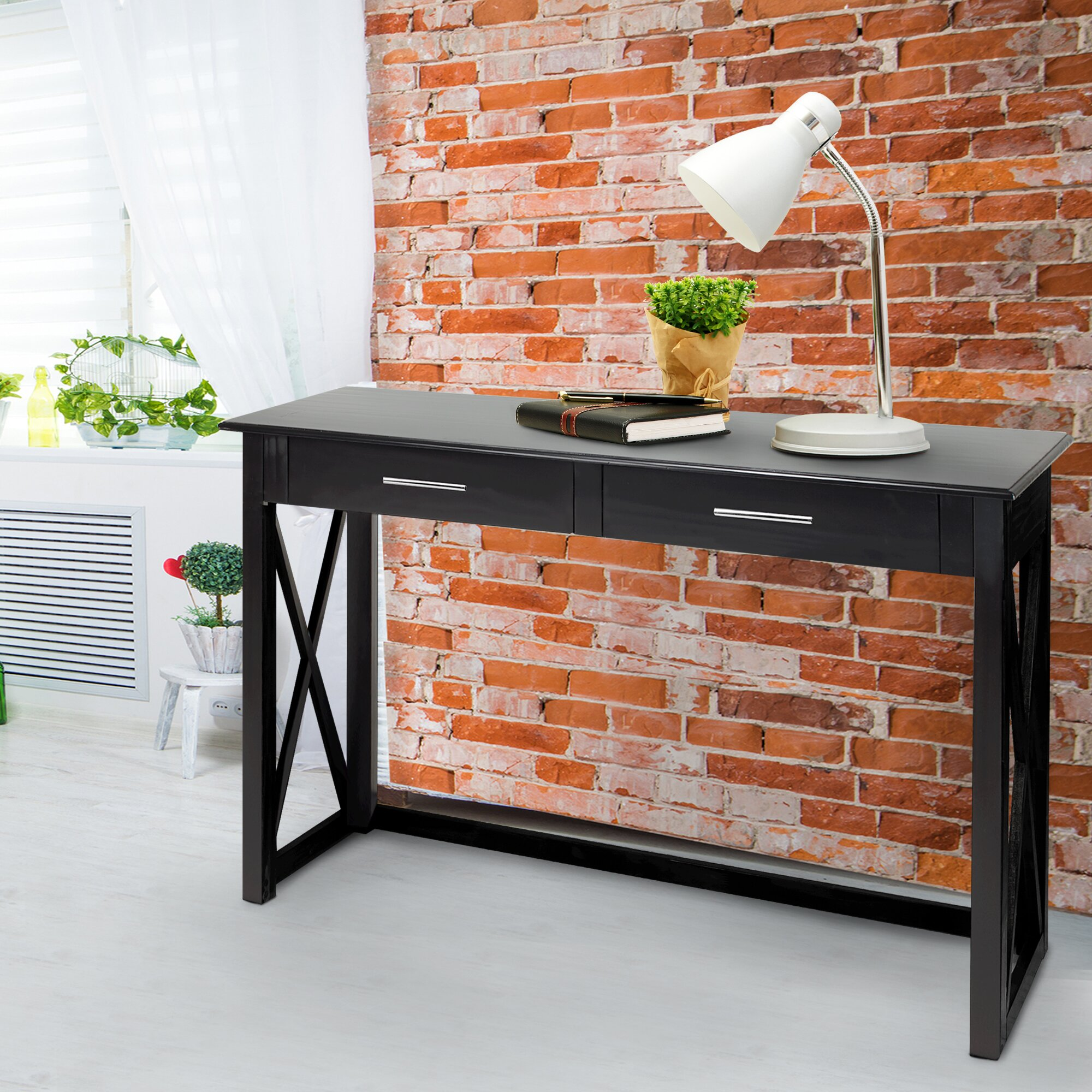 The Brick Furniture Kitchener Casual Home Bay View Console Table Reviews Wayfair