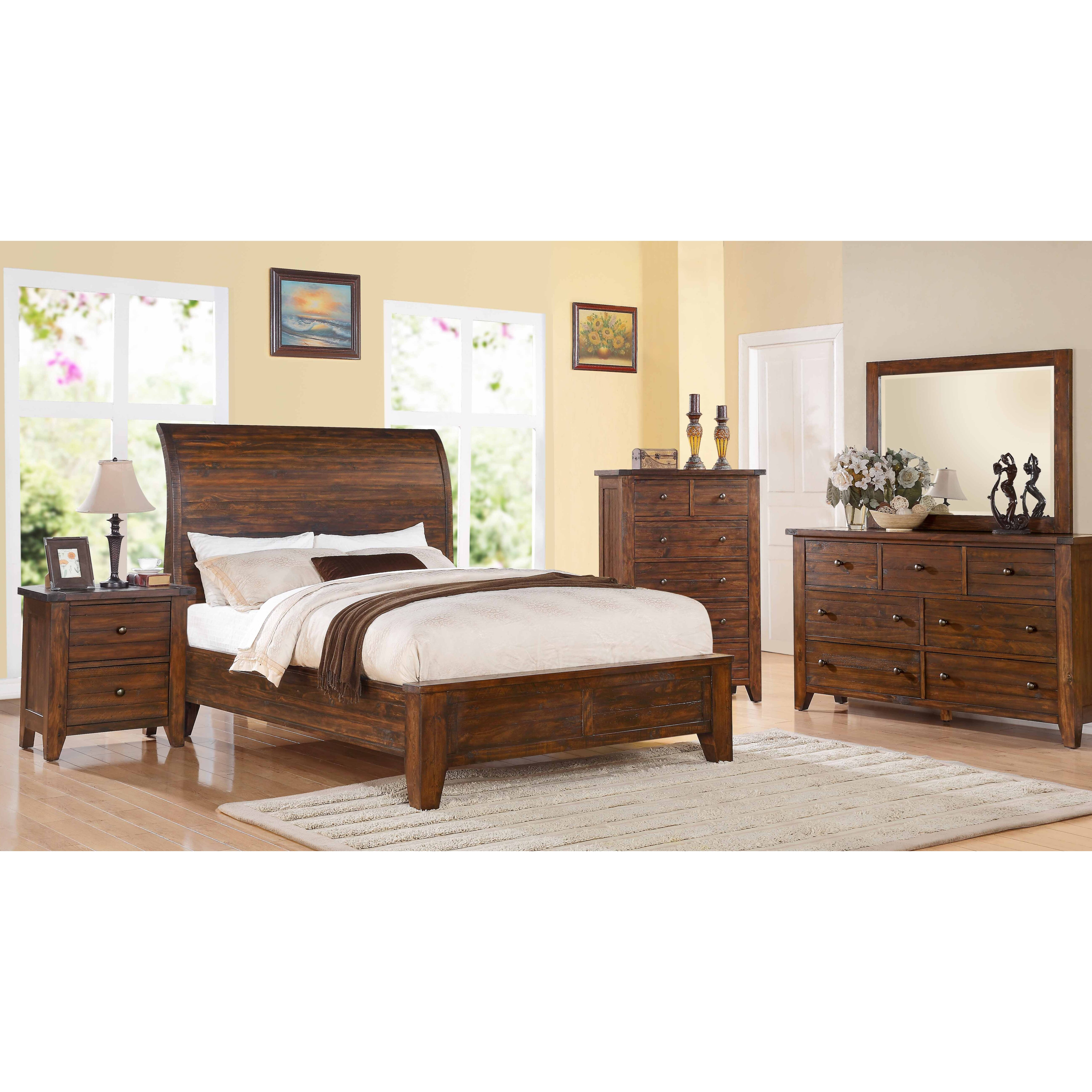 Modus Cally Platform Customizable Bedroom Set Reviews Wayfair. modus furniture