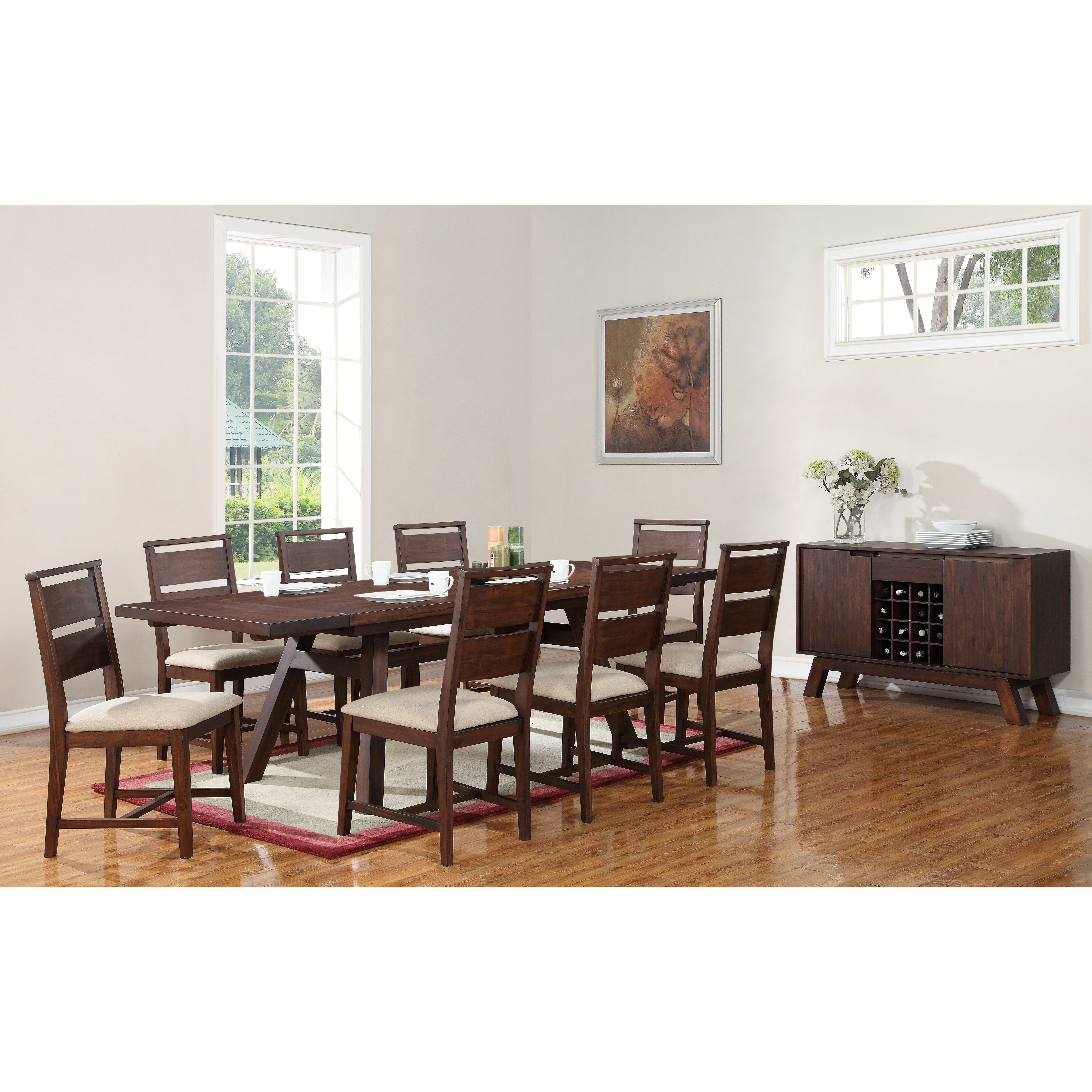 86 dining room furniture portland dining room for Reclaimed wood furniture portland oregon
