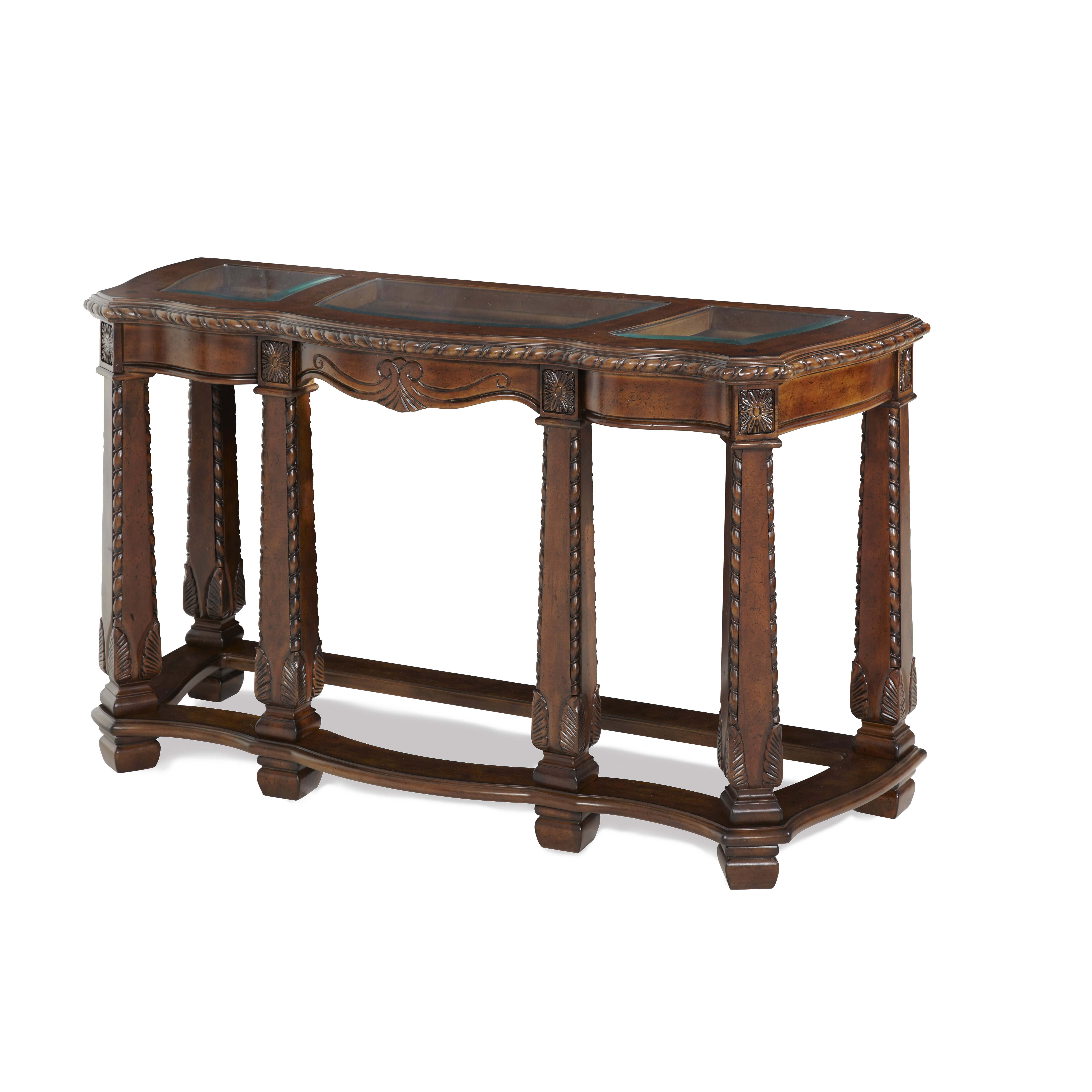 Michael Amini Windsor Court Console Table Amp Reviews