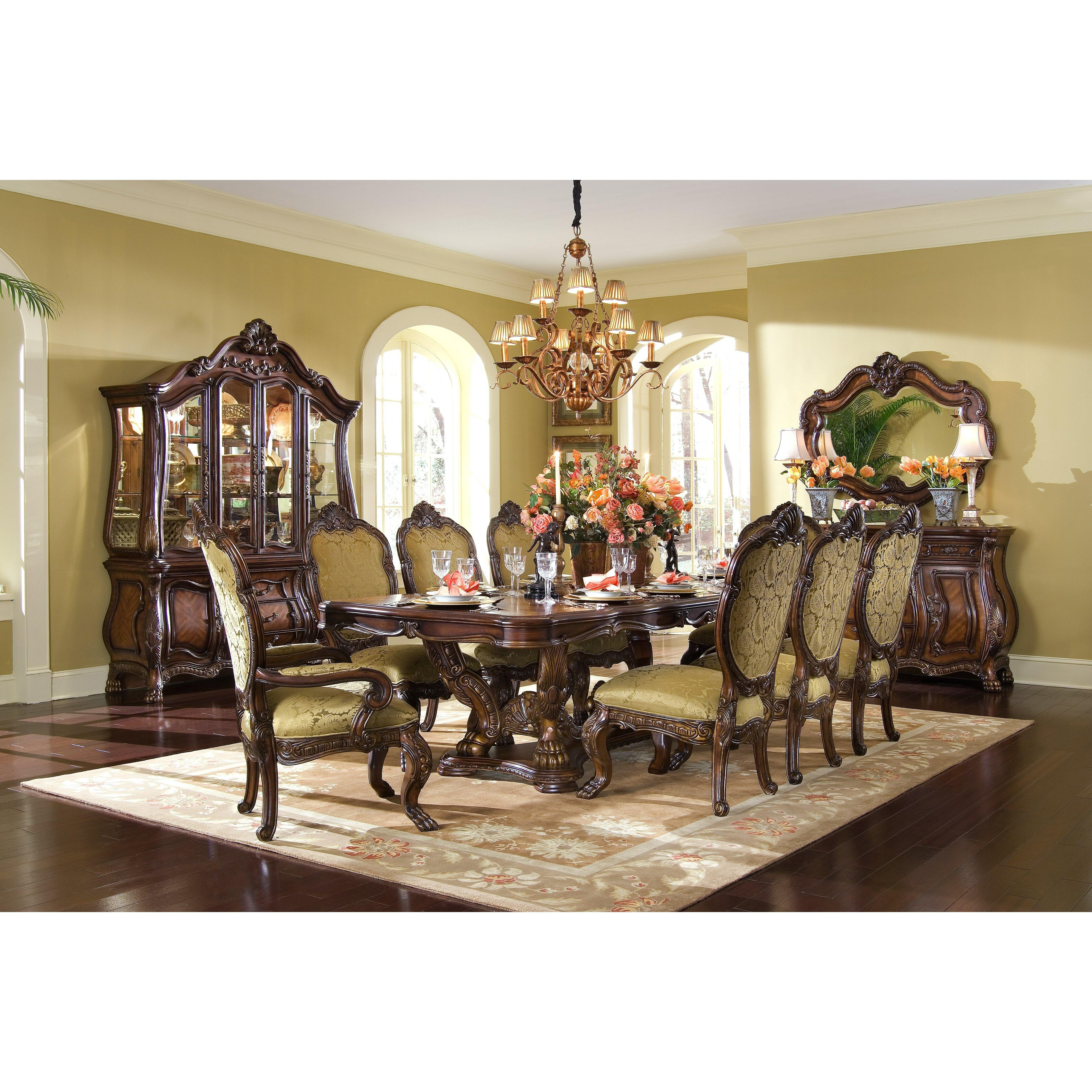 Michael Amini Living Room Furniture Michael Amini Chateau Beauvais Accent Cabinet Reviews Wayfair
